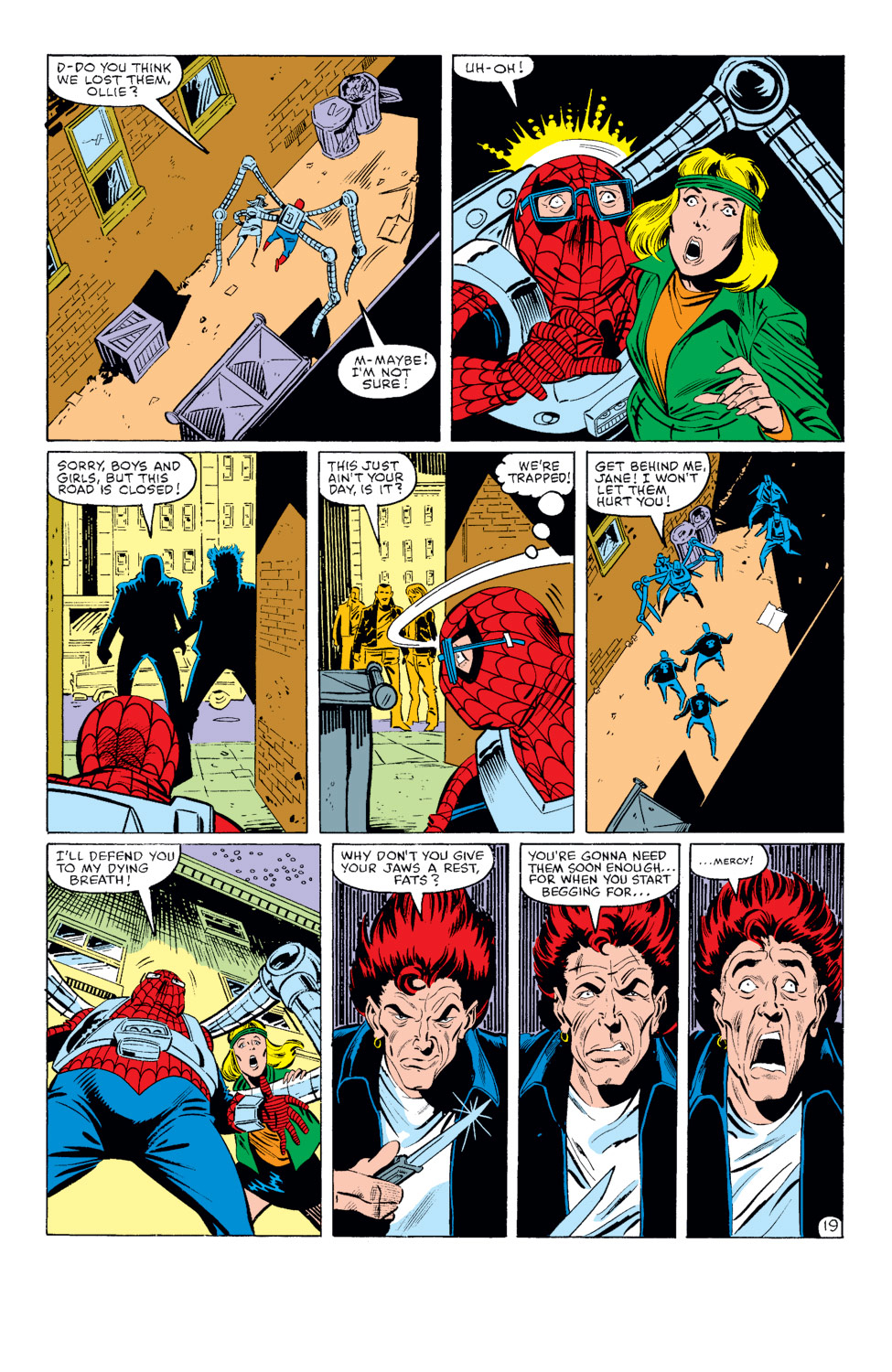 The Amazing Spider-Man (1963) 263 Page 19
