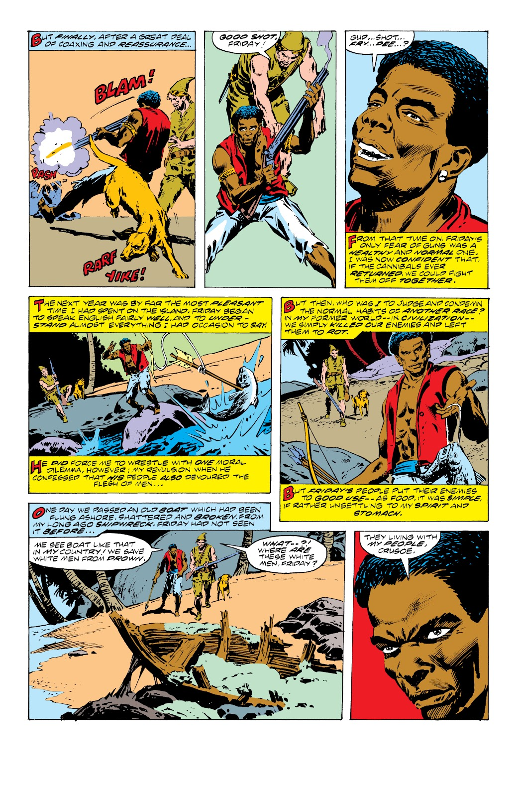 Marvel Classics Comics Series Featuring issue 19 - Page 36
