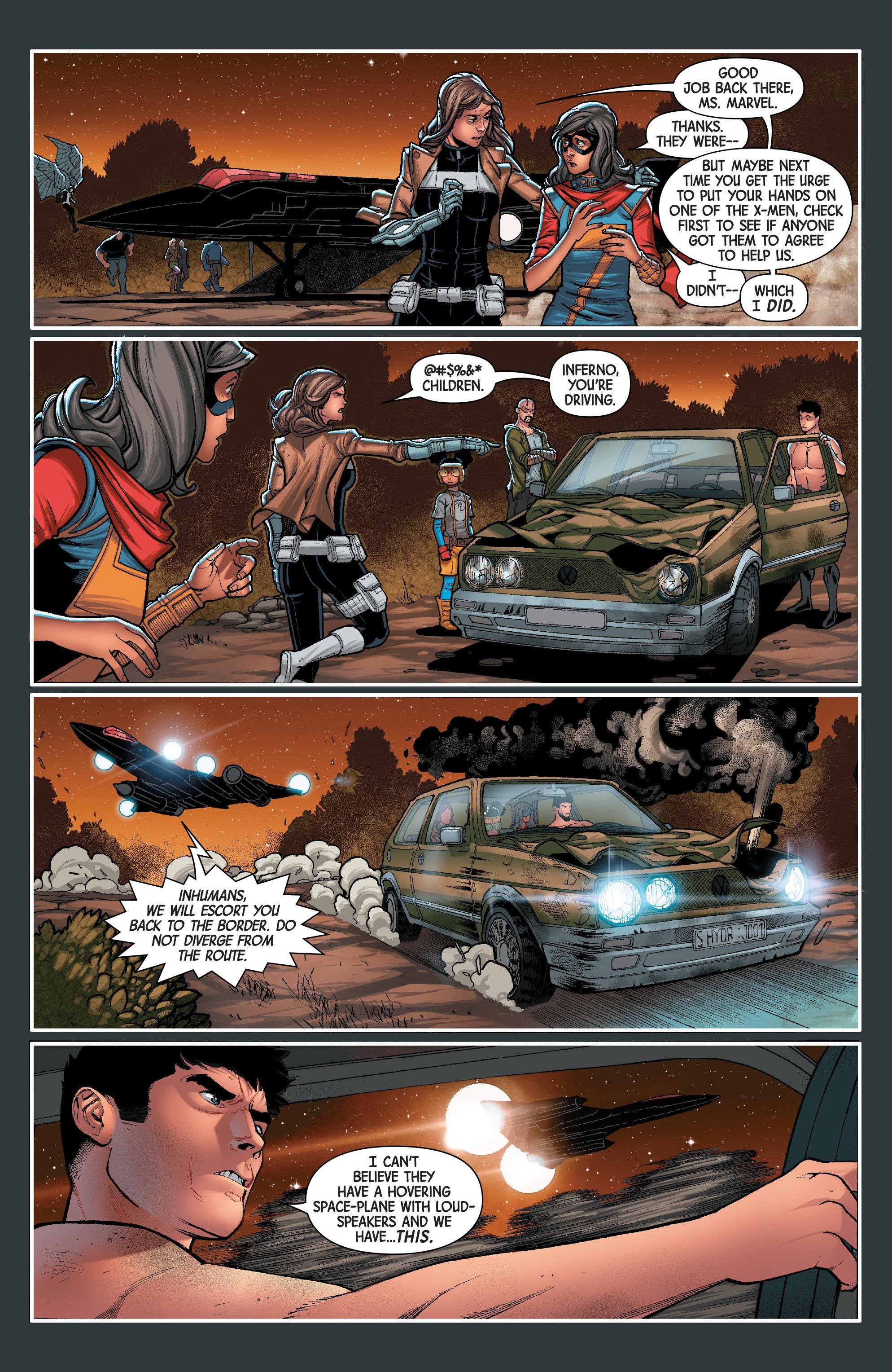Read online Secret Warriors (2017) comic -  Issue #3 - 10