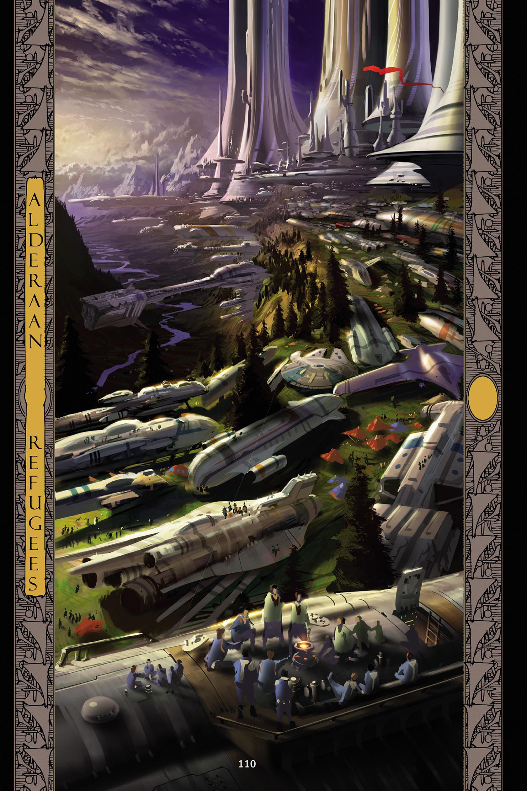 Read online Star Wars Omnibus comic -  Issue # Vol. 30 - 108
