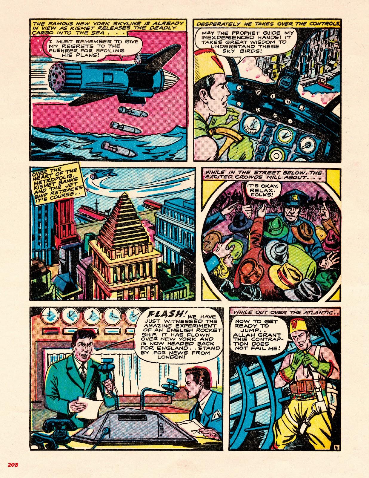 Read online Super Weird Heroes comic -  Issue # TPB 1 (Part 3) - 8