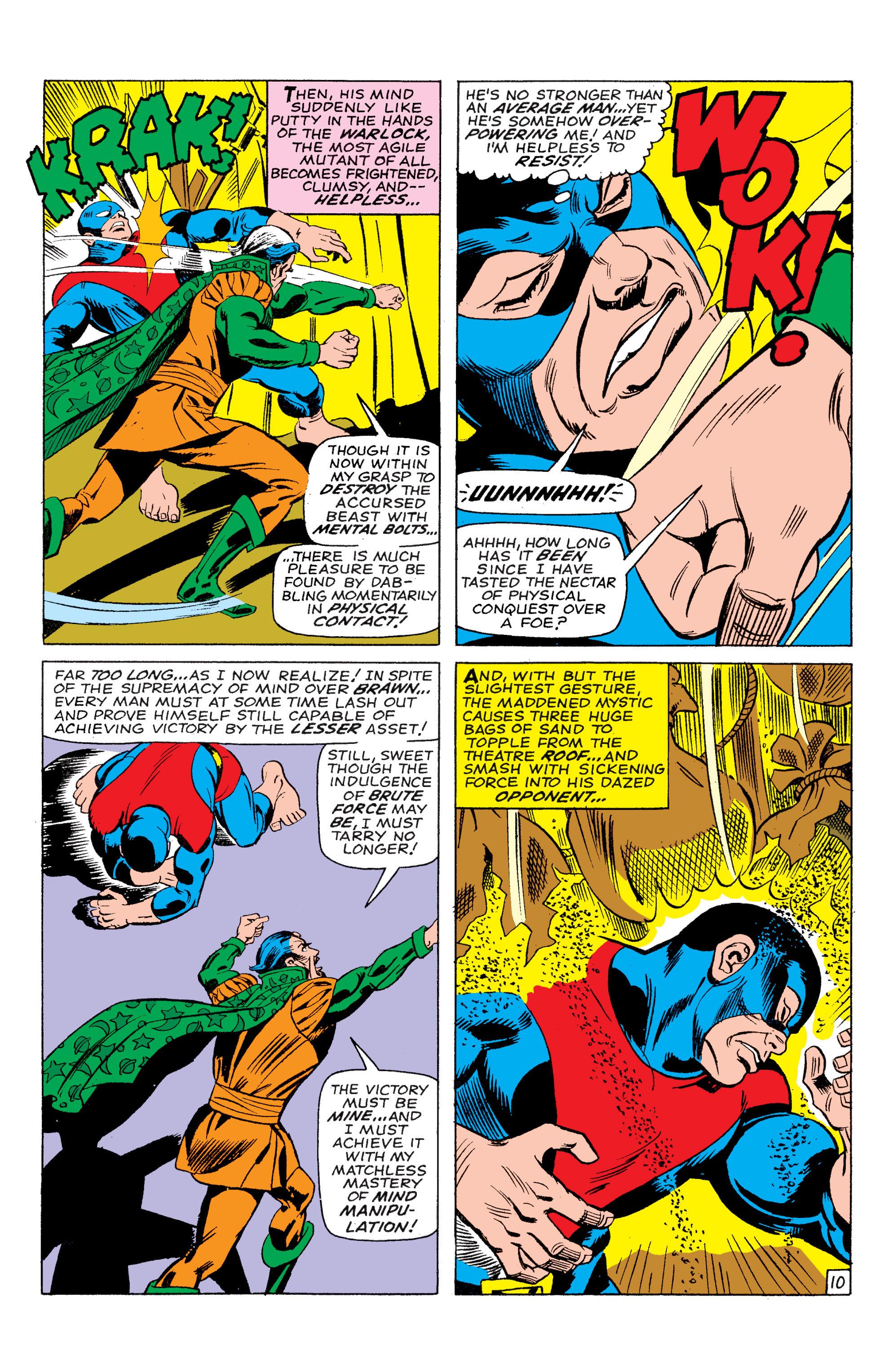Uncanny X-Men (1963) 47 Page 10