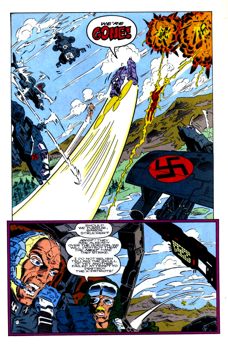 What If...? (1989) issue 68 - Page 11