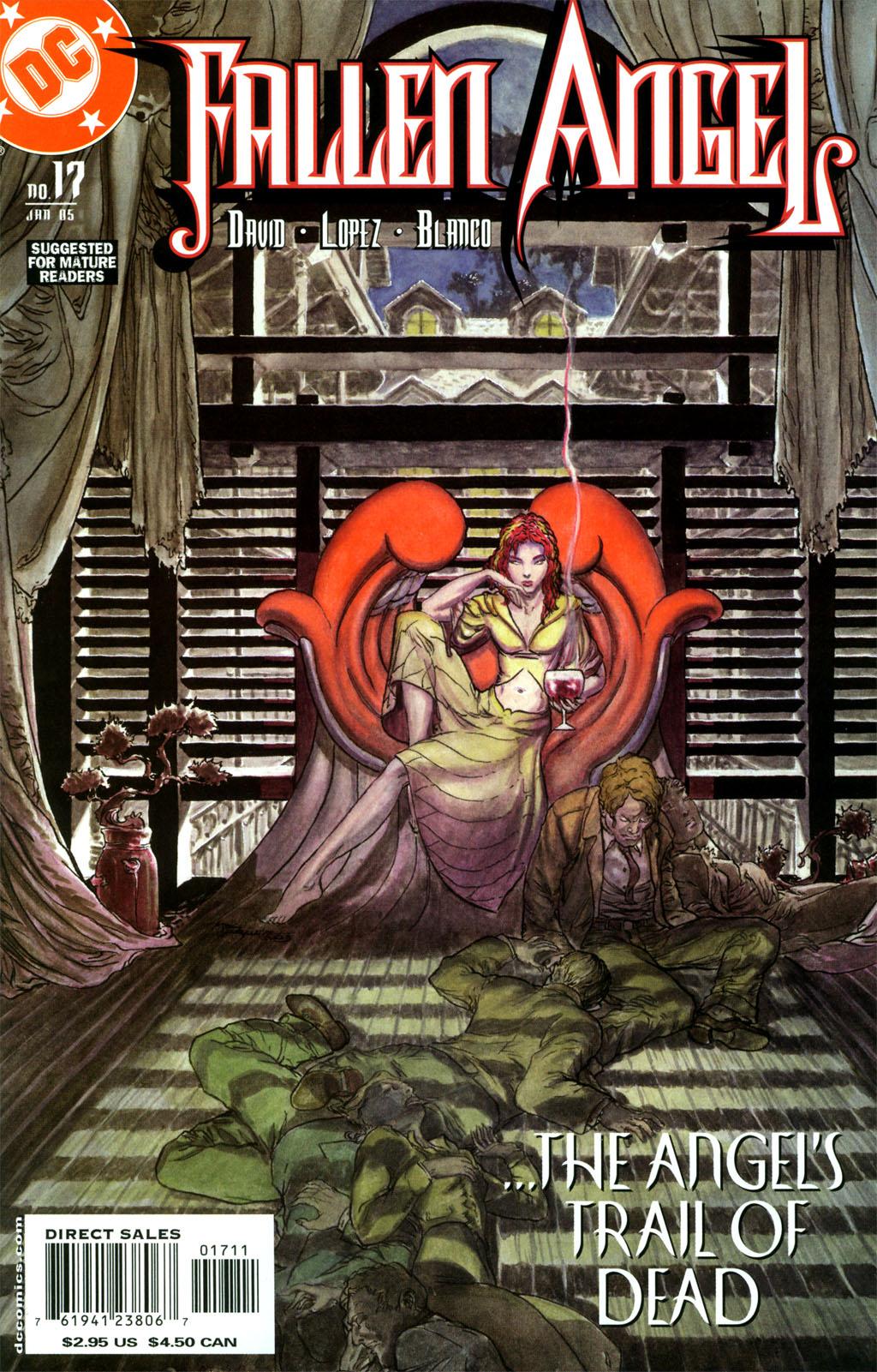 Fallen Angel (2003) 17 Page 1