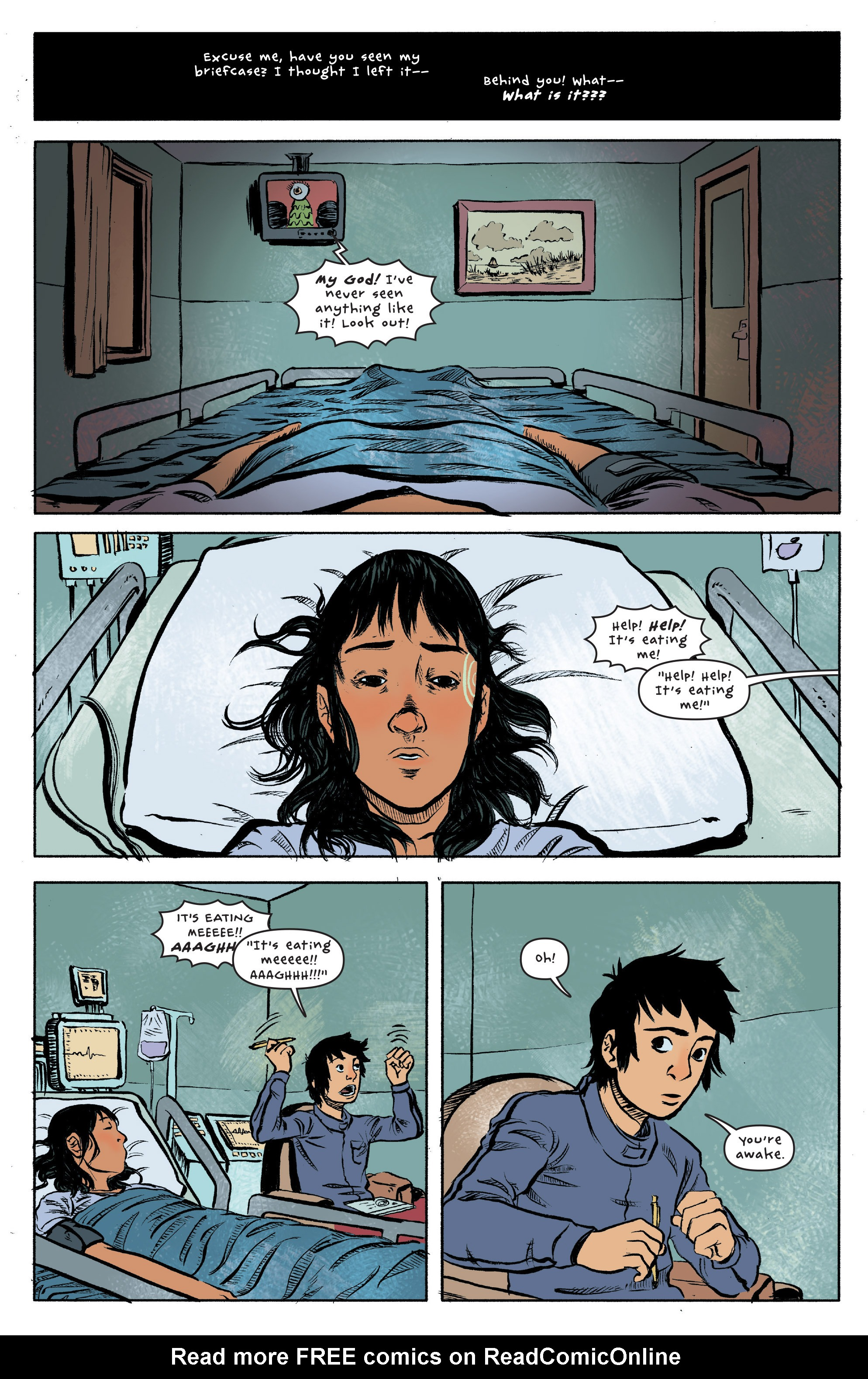 Read online UFOlogy comic -  Issue #2 - 7