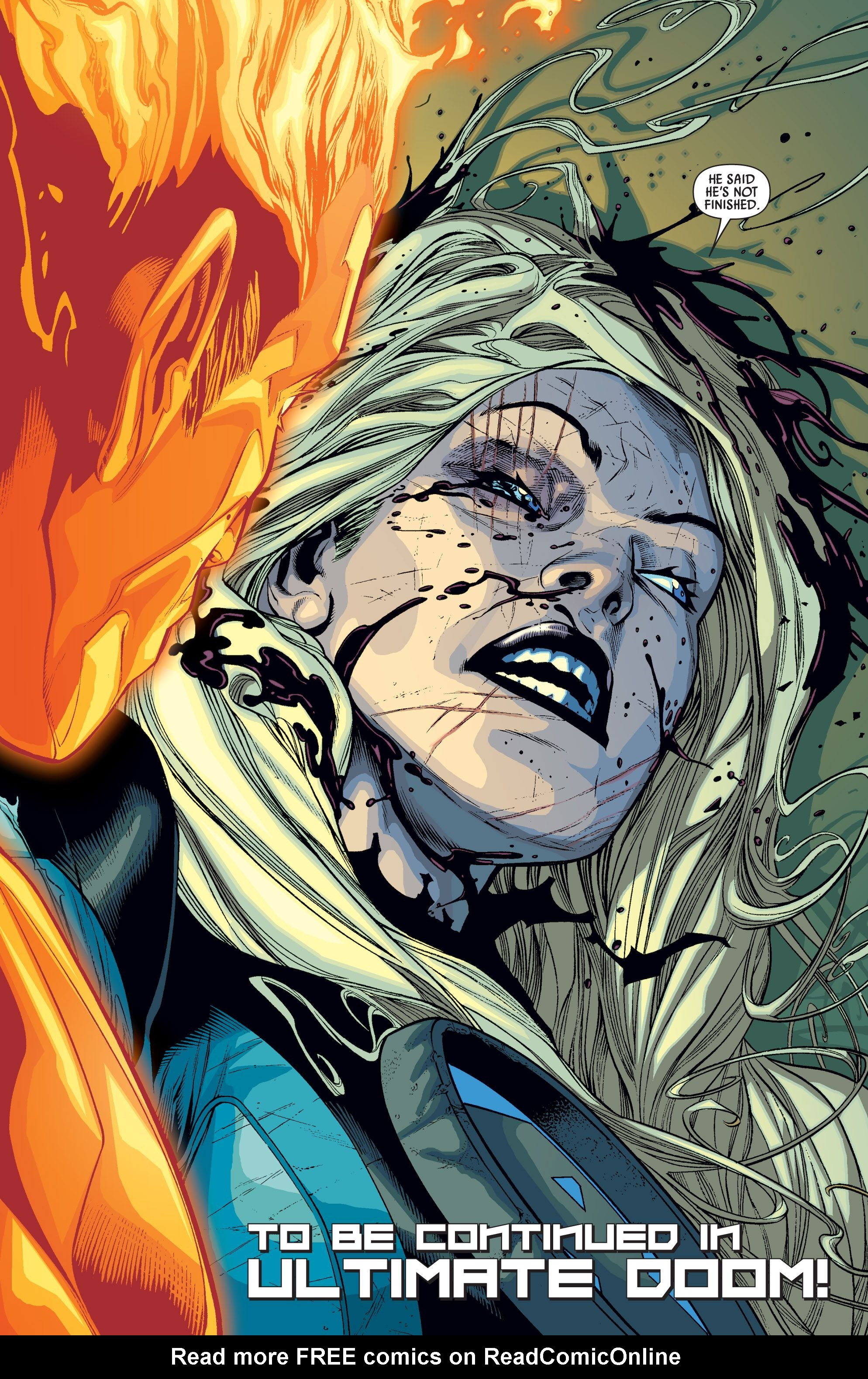 Read online Ultimate Comics Doomsday comic -  Issue # Full - 164