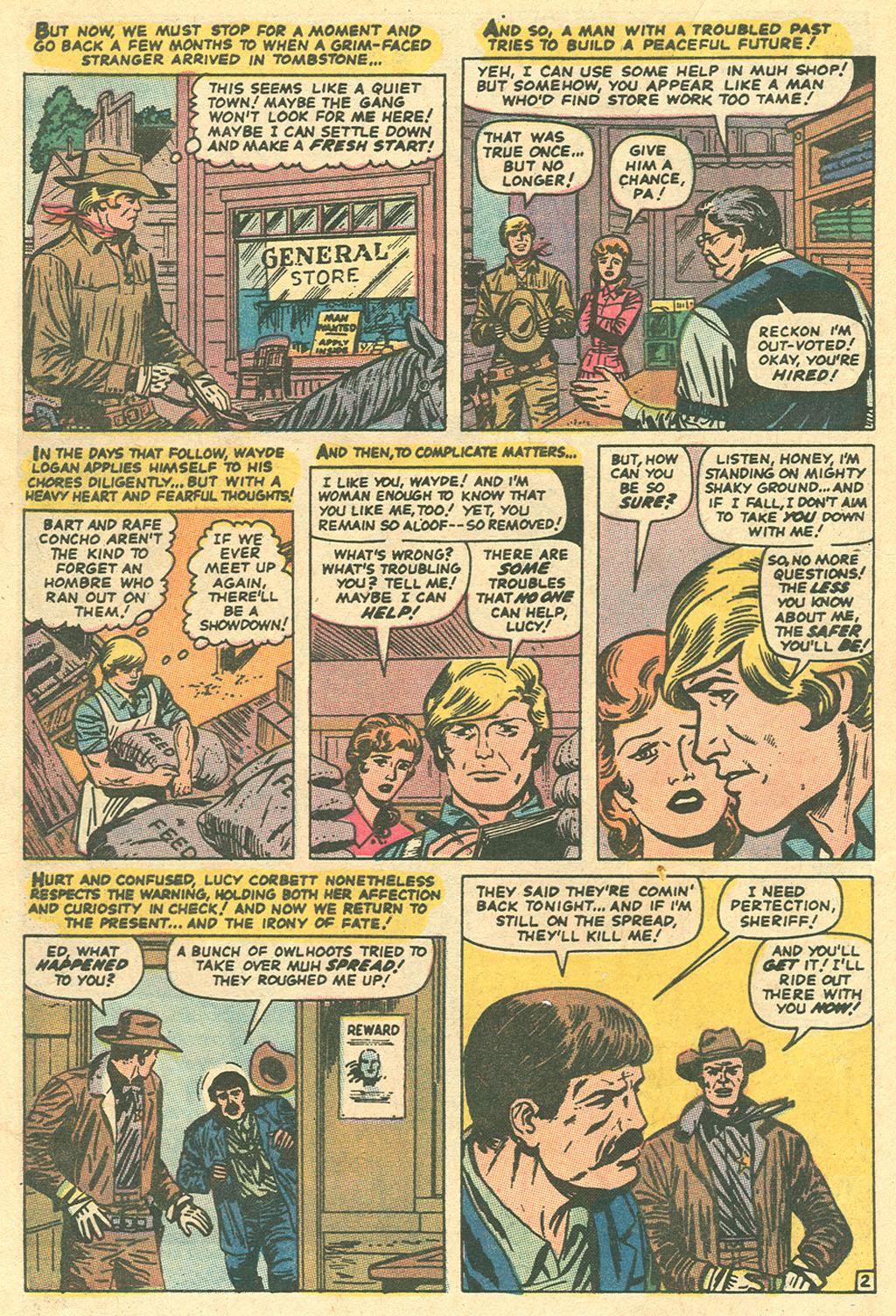 Read online Two-Gun Kid comic -  Issue #96 - 4
