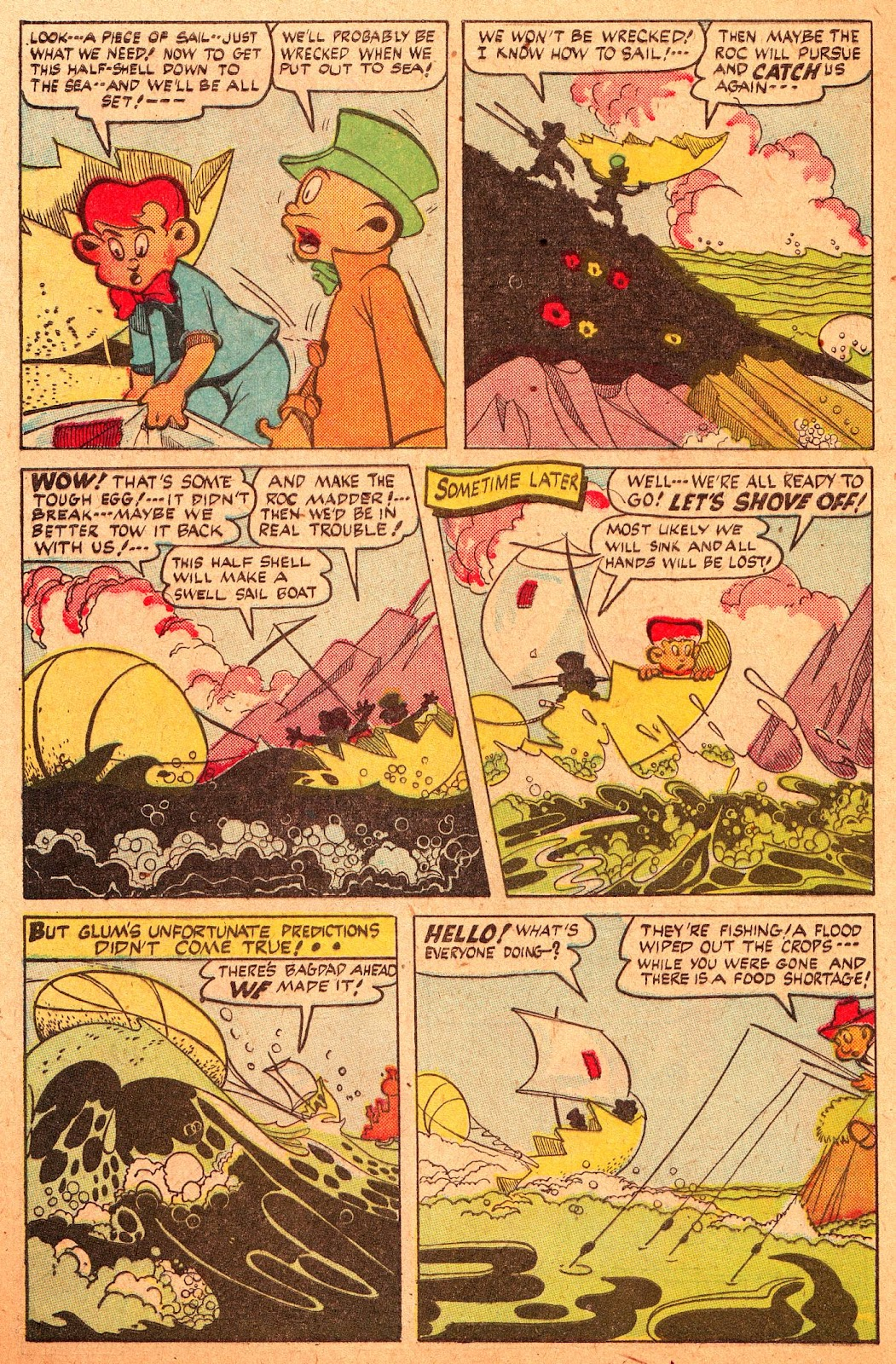 Jingle Jangle Comics issue 21 - Page 8
