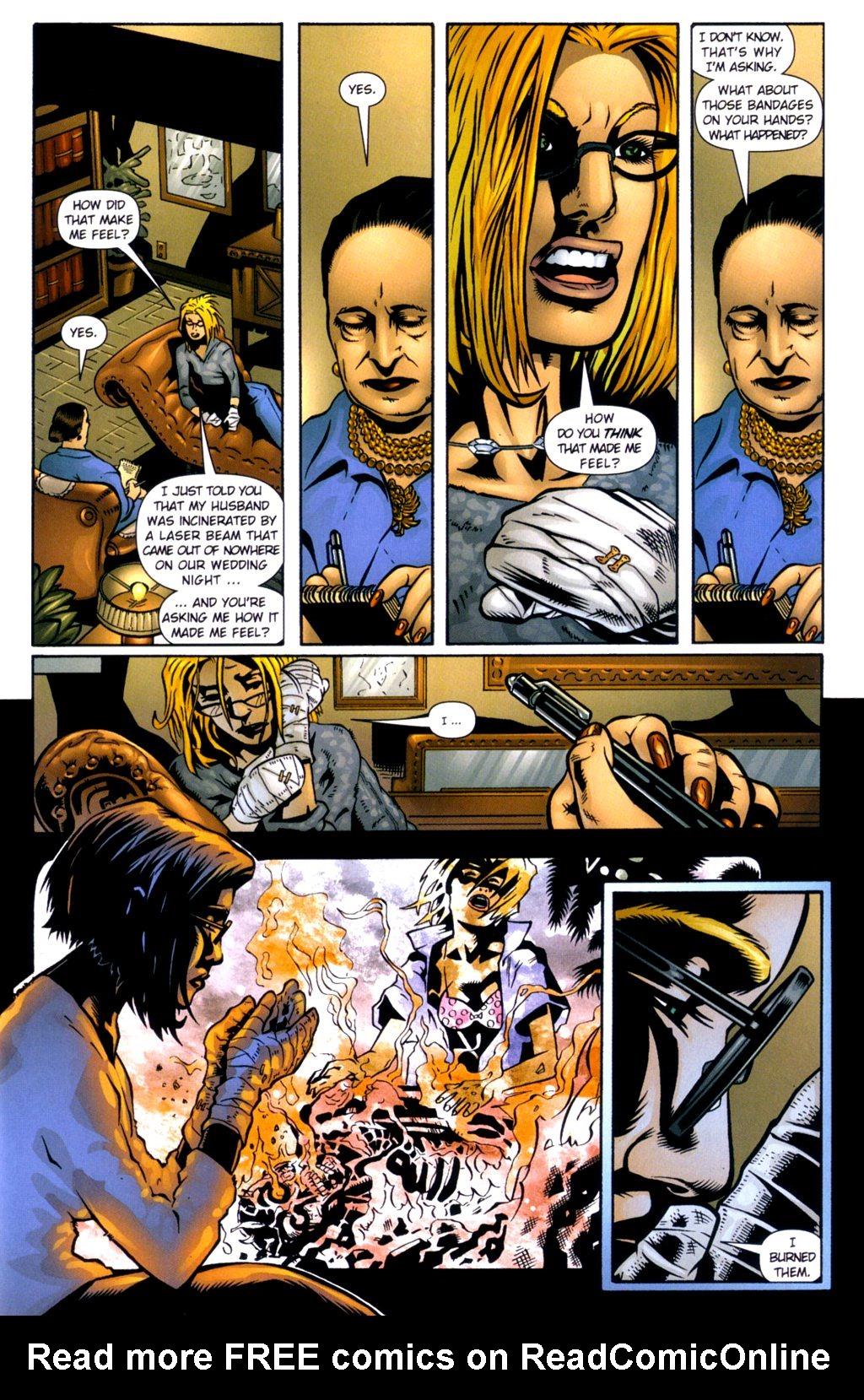 Read online Noble Causes (2002) comic -  Issue #2 - 6