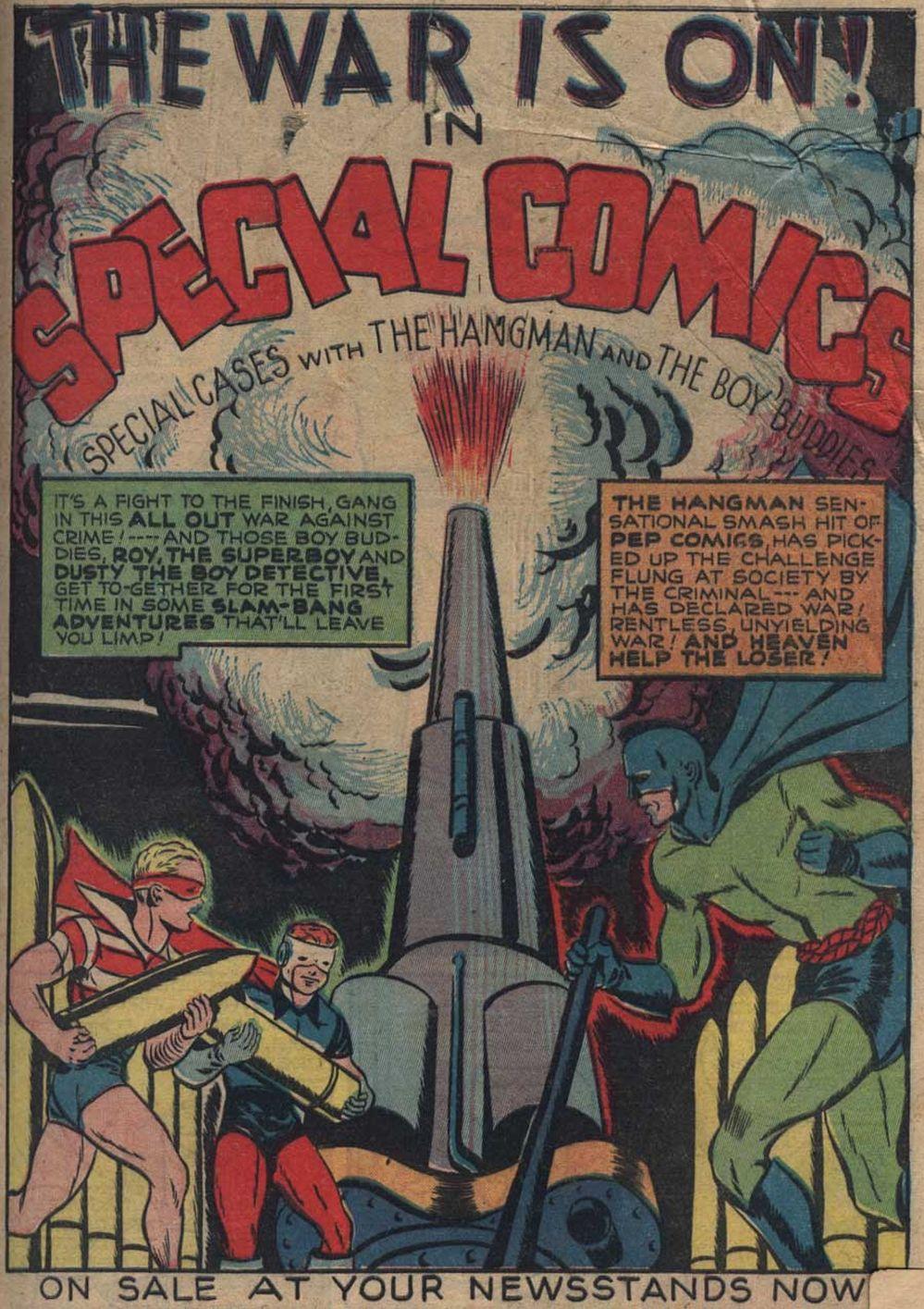 Zip Comics 25 Page 18