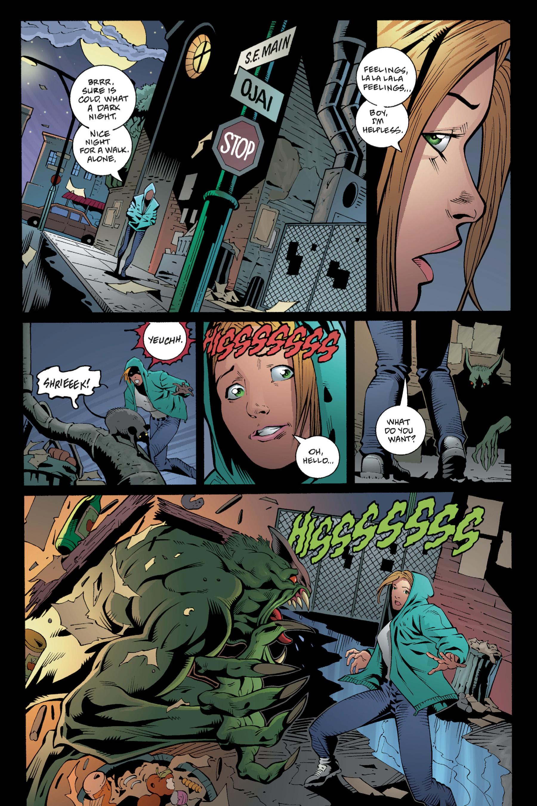 Read online Buffy the Vampire Slayer: Omnibus comic -  Issue # TPB 1 - 68