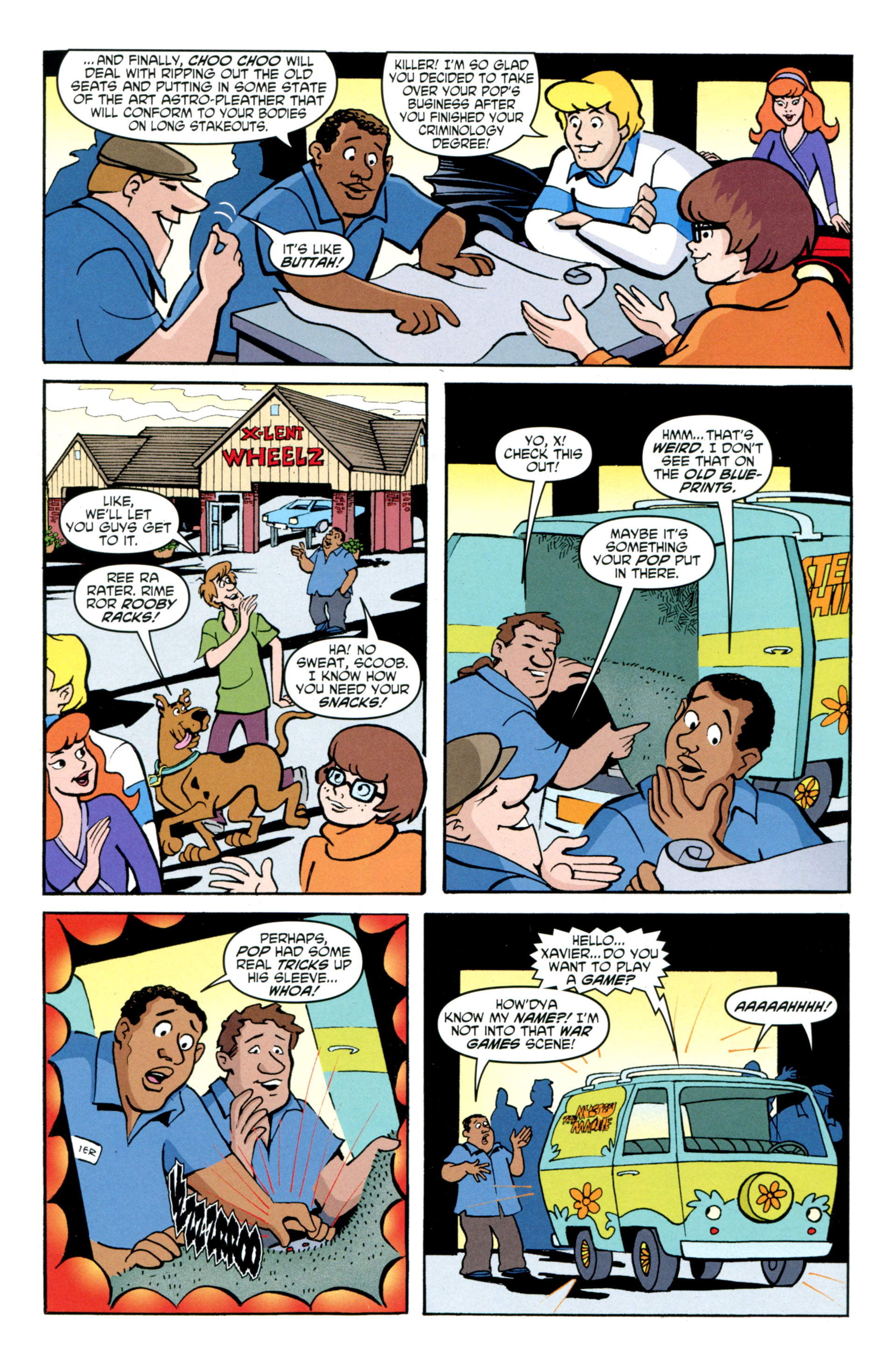 Read online Scooby-Doo: Where Are You? comic -  Issue #34 - 18