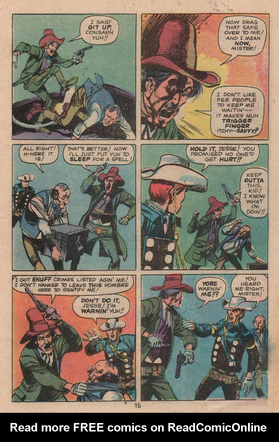 The Rawhide Kid (1955) issue 139 - Page 17