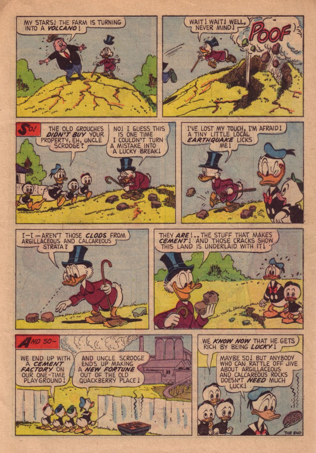 Read online Uncle Scrooge (1953) comic -  Issue #38 - 33