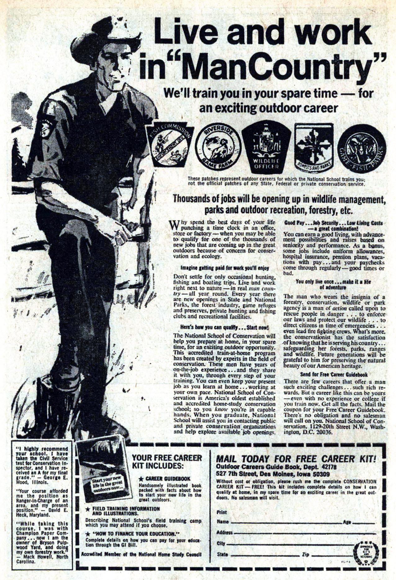 Read online Amazing Adventures (1970) comic -  Issue #20 - 6