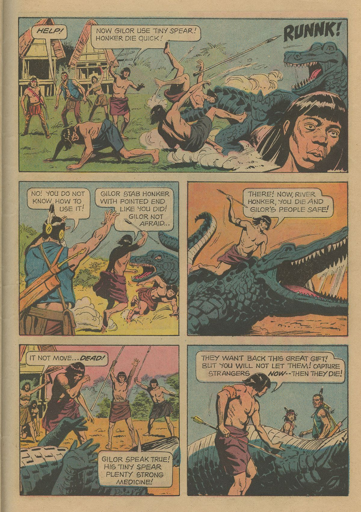 Read online Turok, Son of Stone comic -  Issue #103 - 27