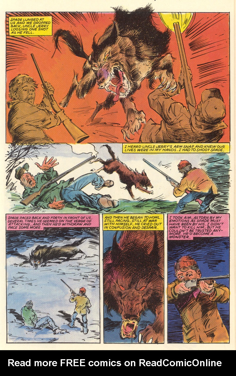 Read online Twisted Tales (1982) comic -  Issue #9 - 24
