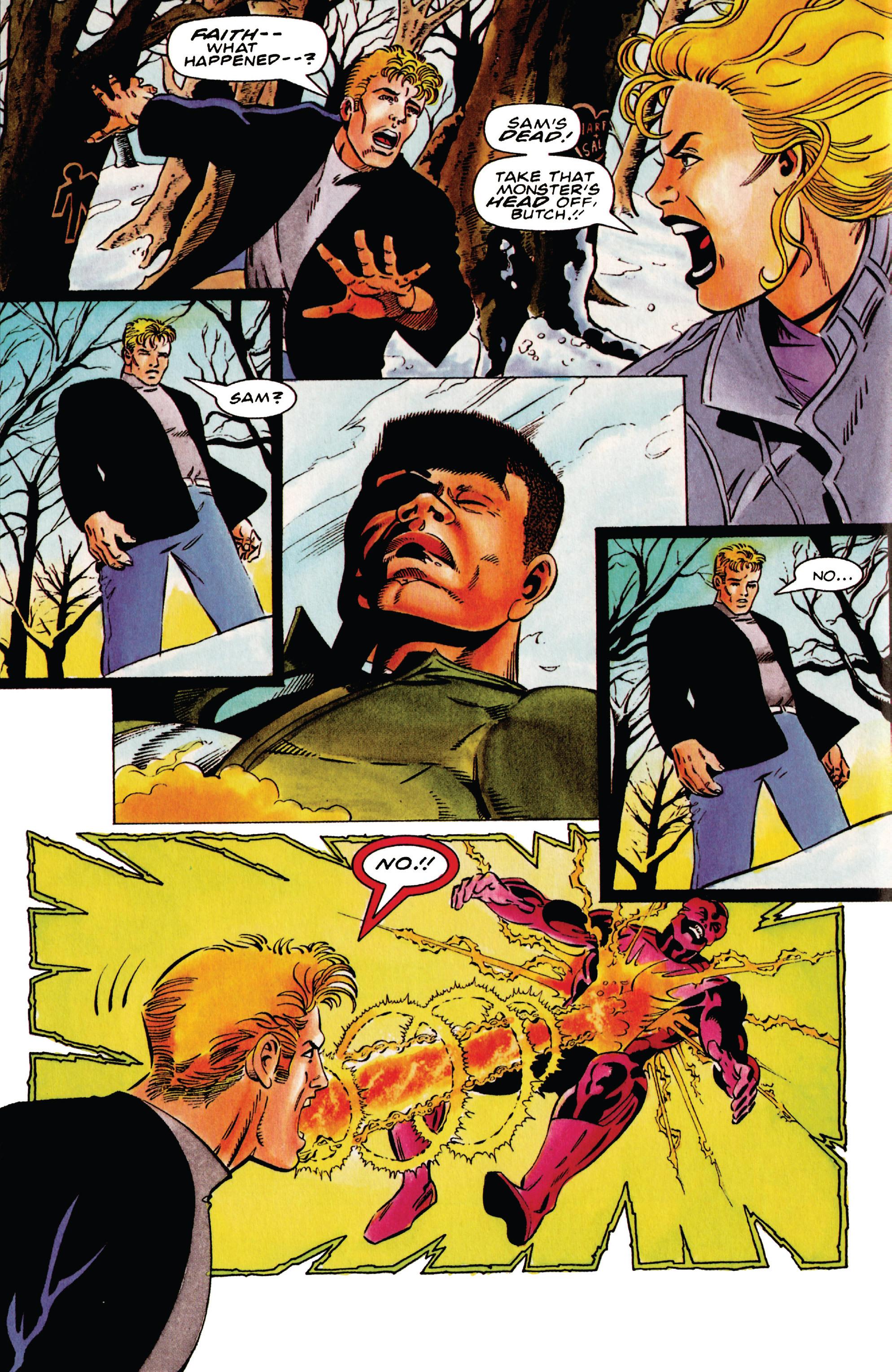 Read online Harbinger (1992) comic -  Issue #41 - 16