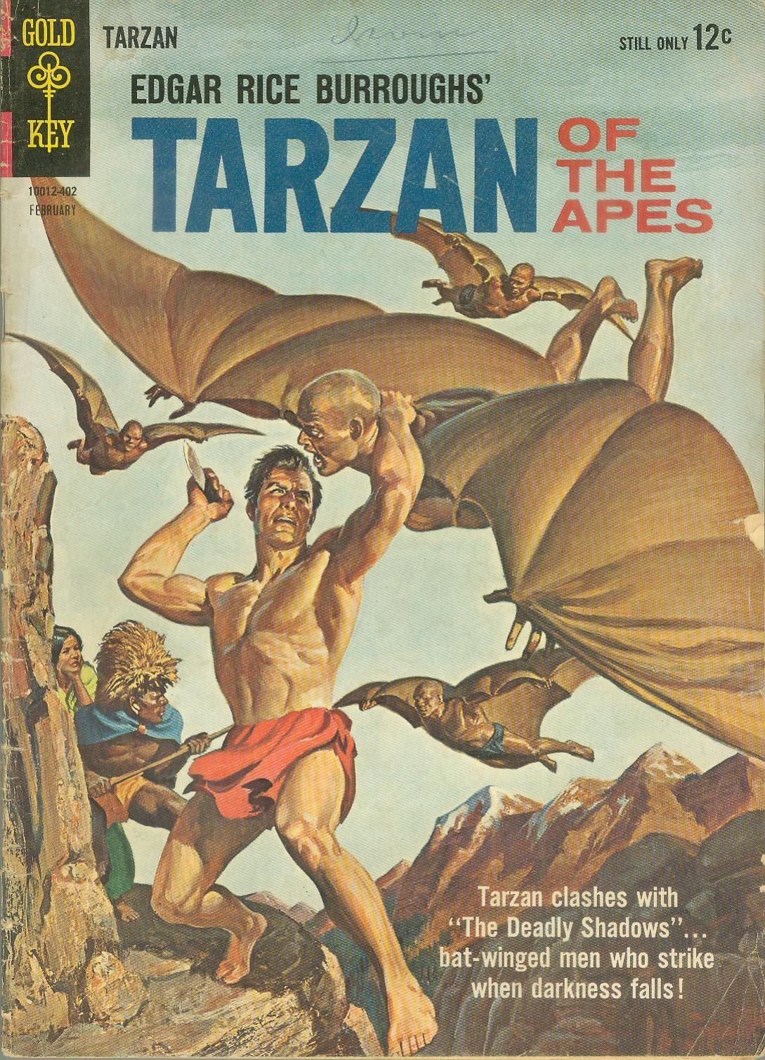 Tarzan (1962) issue 140 - Page 1