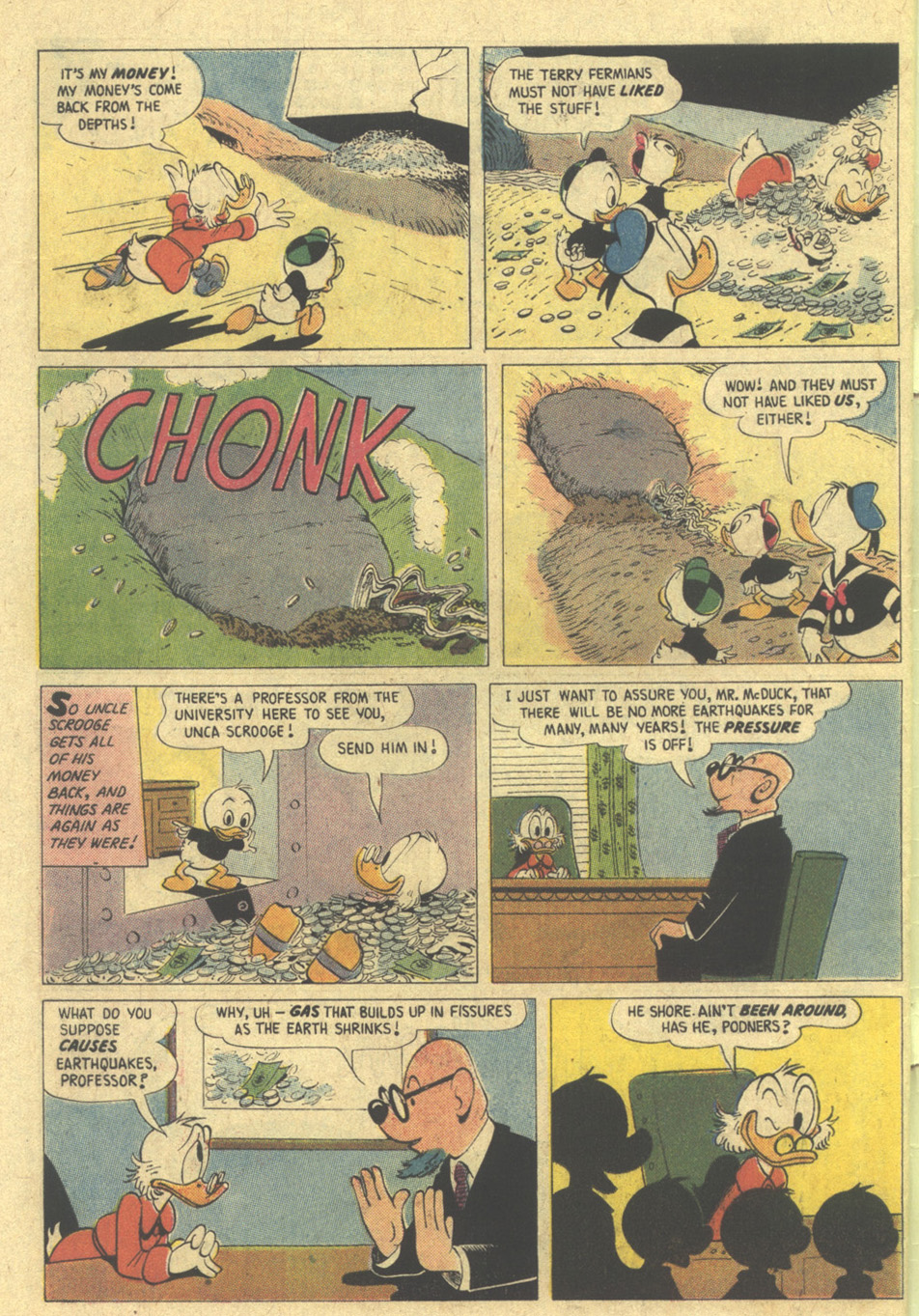 Read online Uncle Scrooge (1953) comic -  Issue #109 - 34