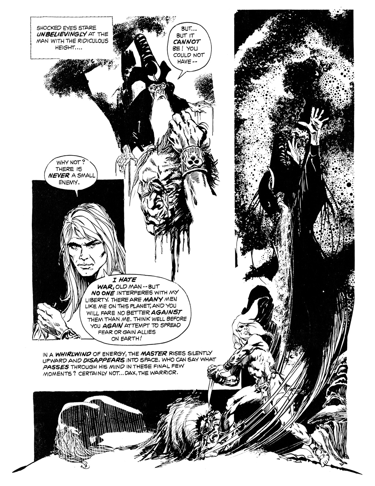 Read online Eerie Archives comic -  Issue # TPB 9 - 268