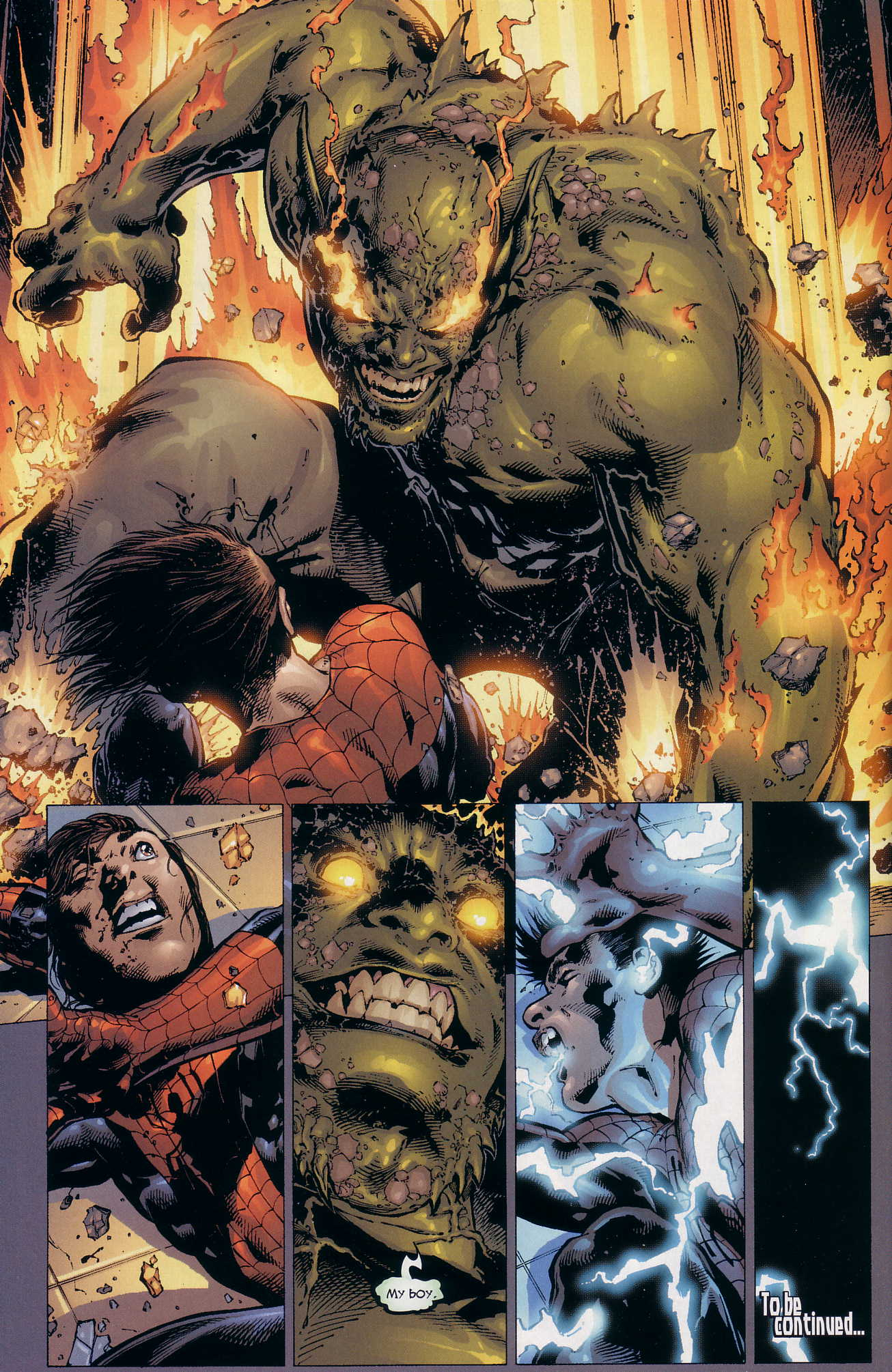 Read online Ultimate Six comic -  Issue #4 - 24