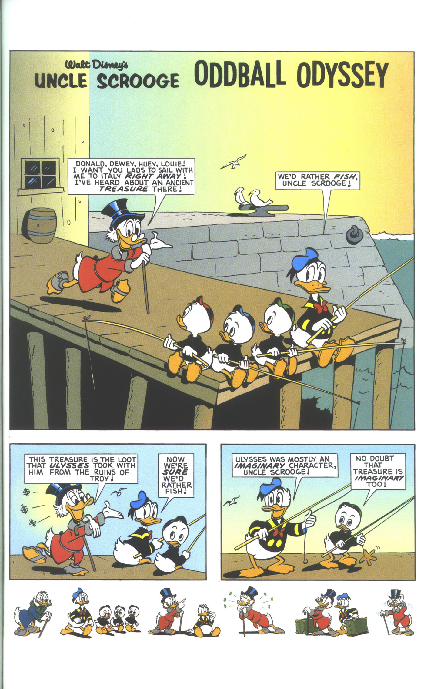 Read online Uncle Scrooge (1953) comic -  Issue #361 - 3