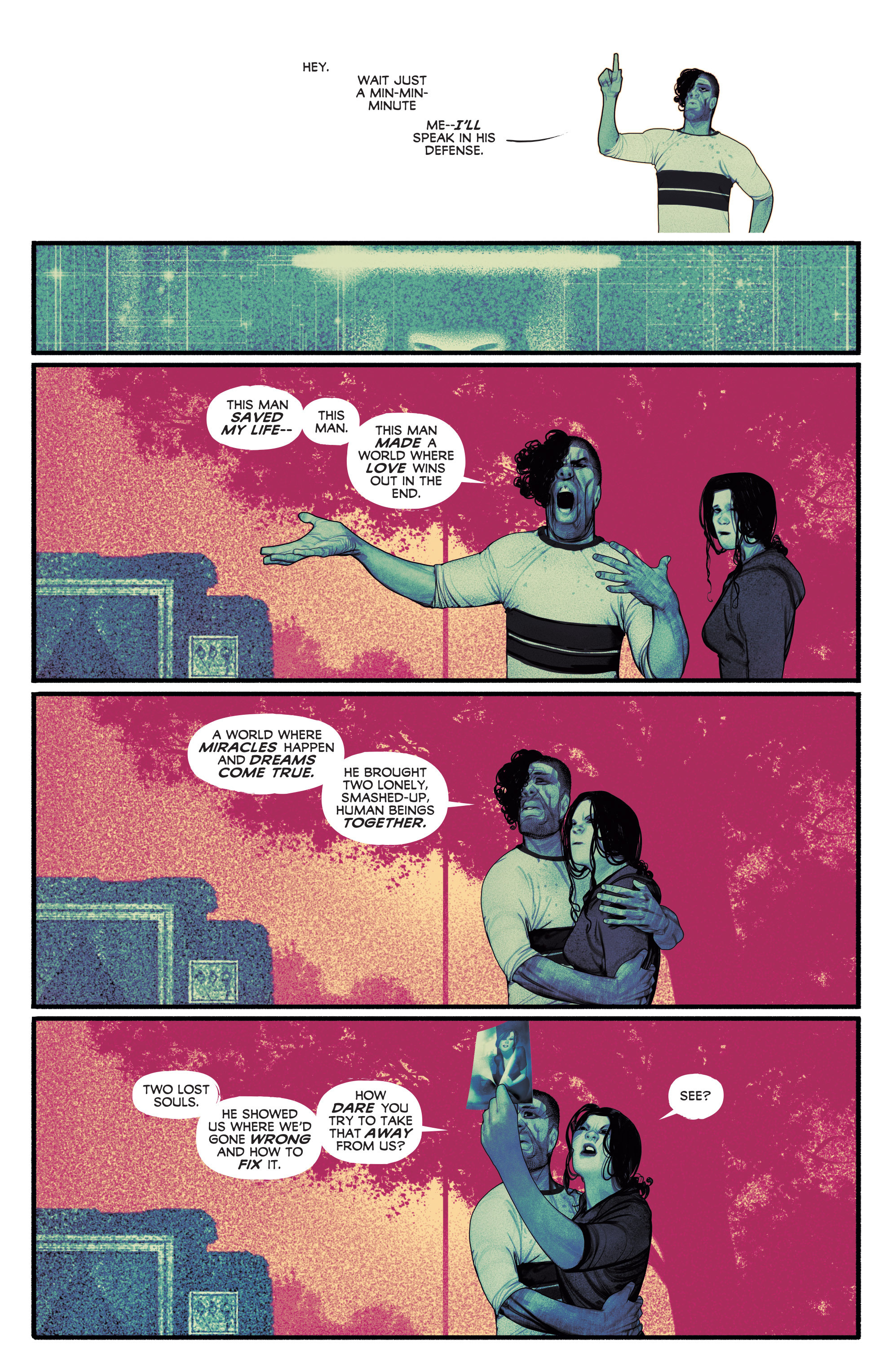 Read online Annihilator comic -  Issue #6 - 31