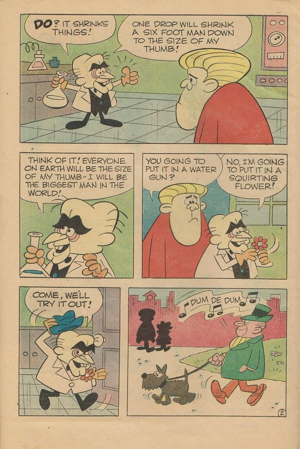 Underdog (1970) issue 6 - Page 4