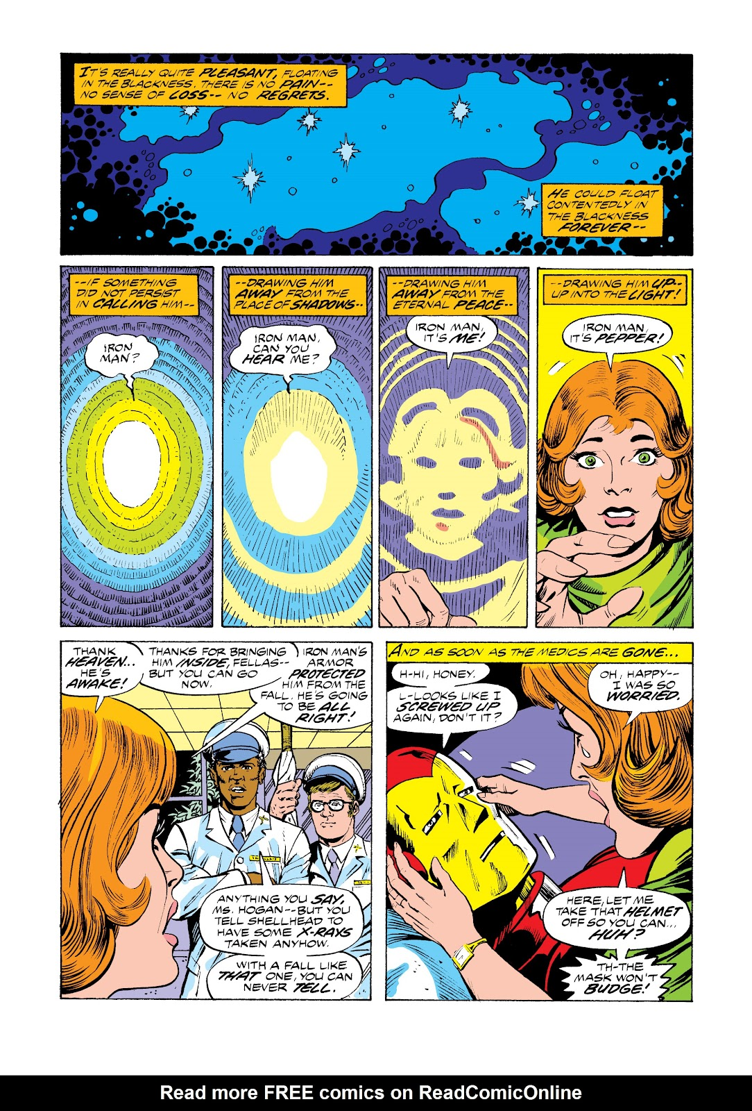 Read online Marvel Masterworks: The Invincible Iron Man comic -  Issue # TPB 11 (Part 1) - 30
