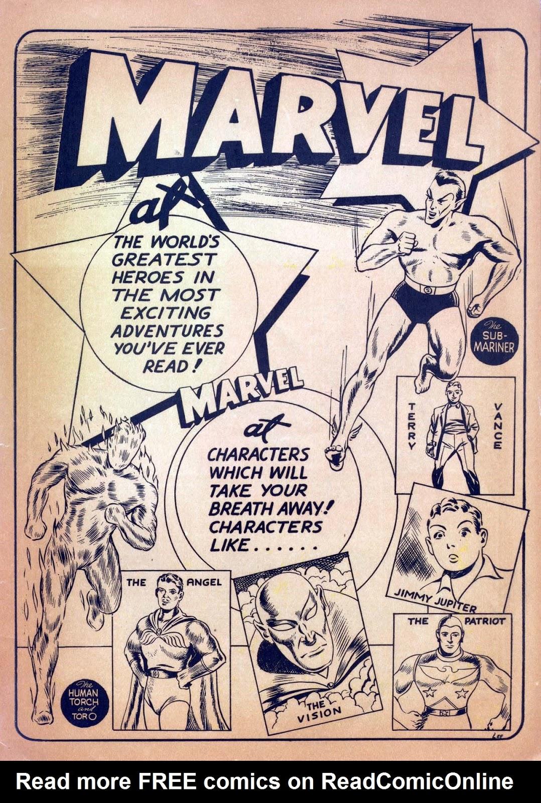 Read online Joker Comics comic -  Issue #2 - 67