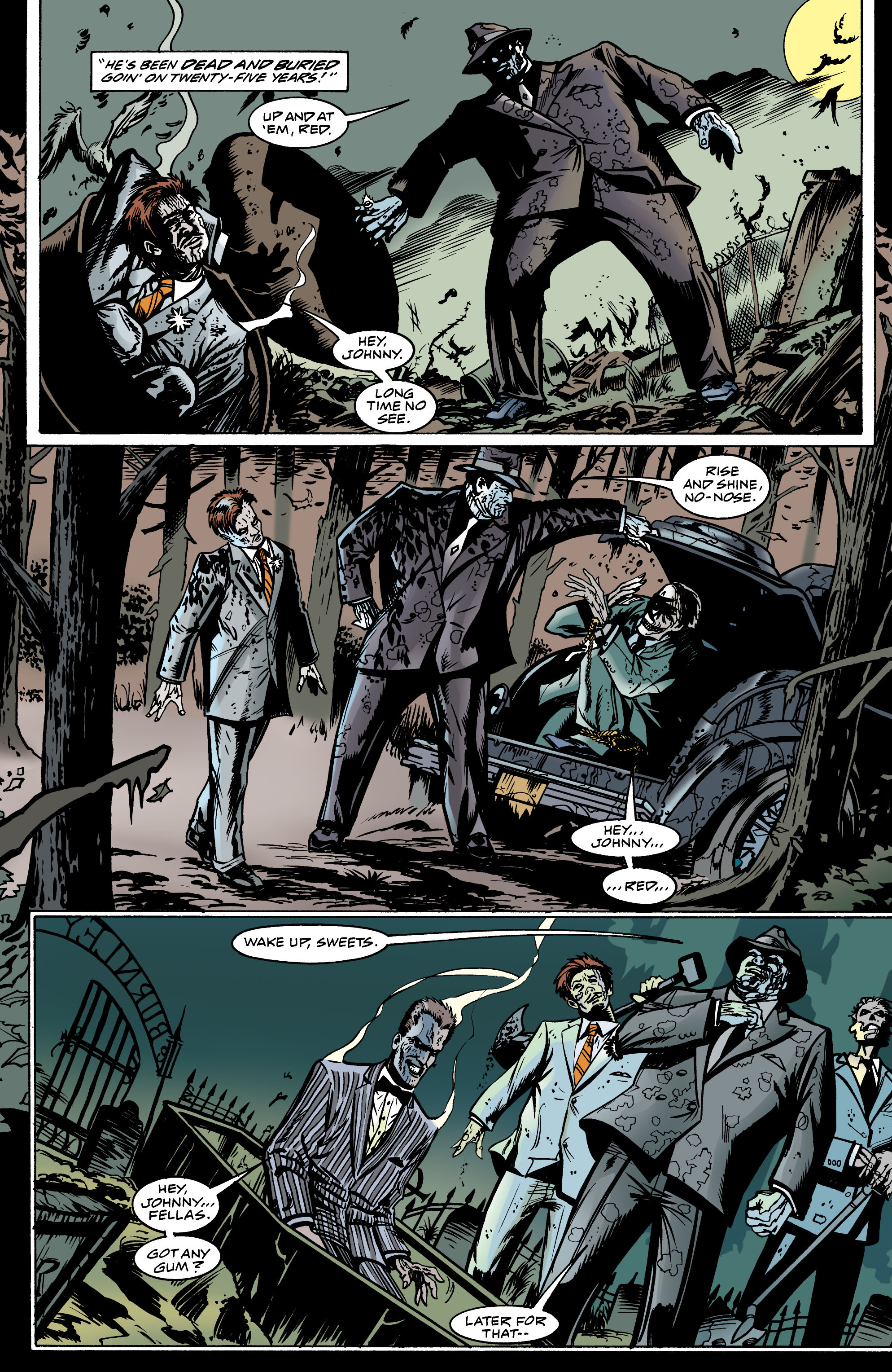 Read online Batman: Day of Judgment comic -  Issue # Full - 10