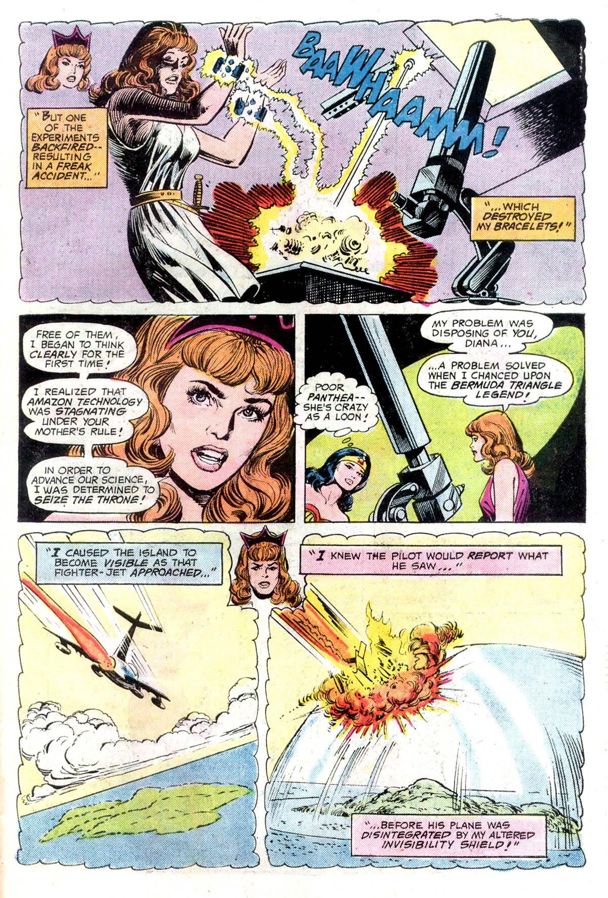 Read online Wonder Woman (1942) comic -  Issue #224 - 17