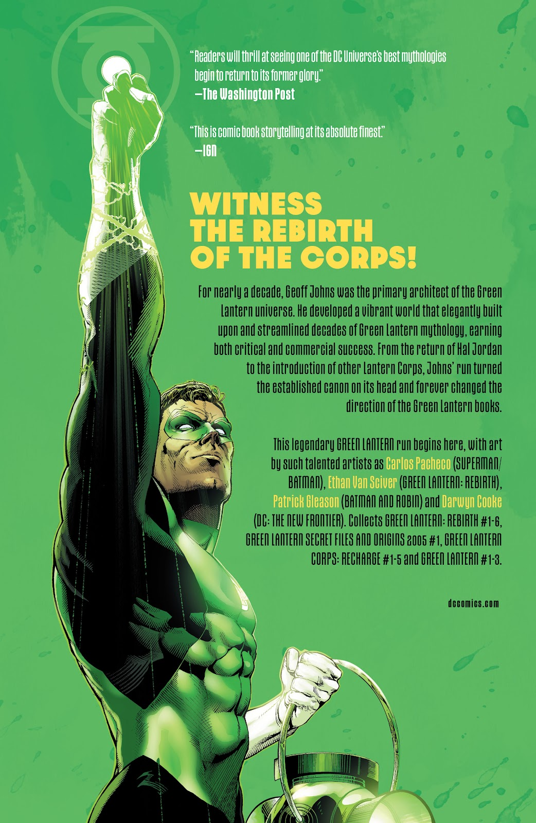 Read online Green Lantern by Geoff Johns comic -  Issue # TPB 1 (Part 4) - 75
