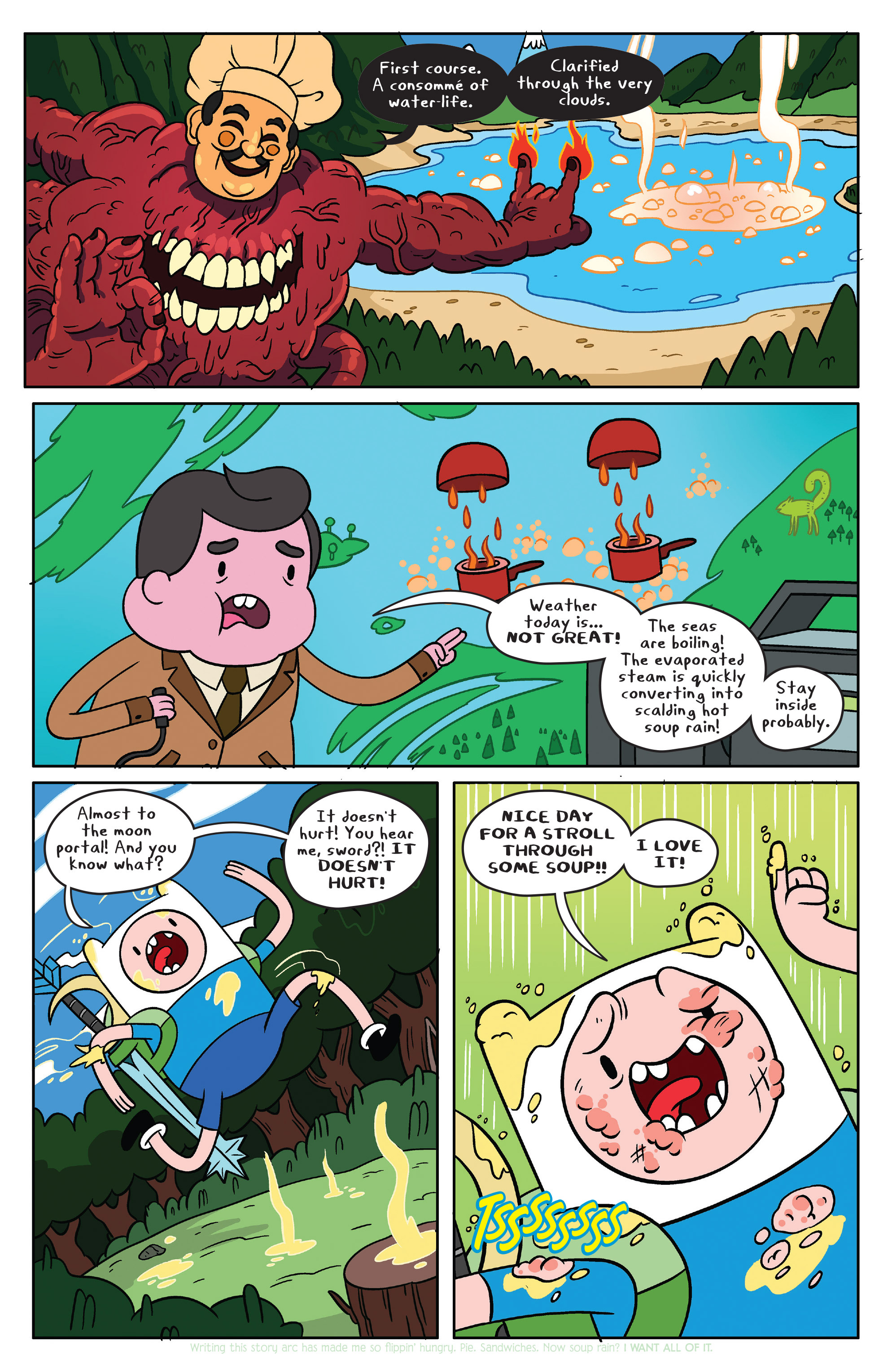 Read online Adventure Time comic -  Issue #39 - 11