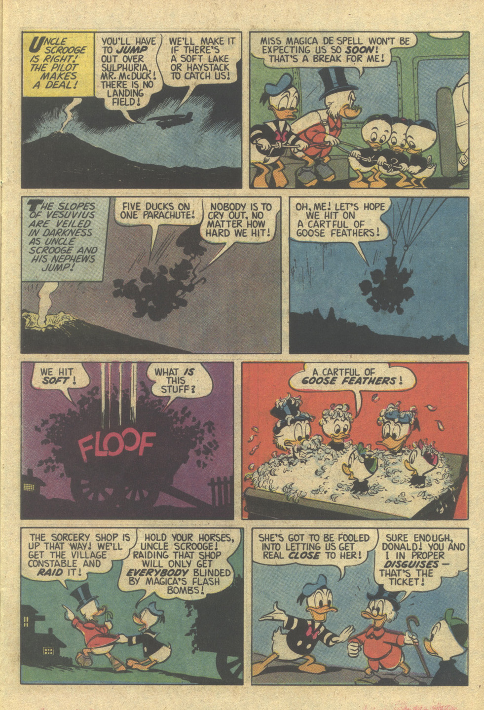 Read online Uncle Scrooge (1953) comic -  Issue #207 - 15