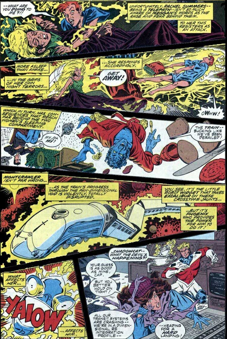 Excalibur (1988) issue 18 - Page 4