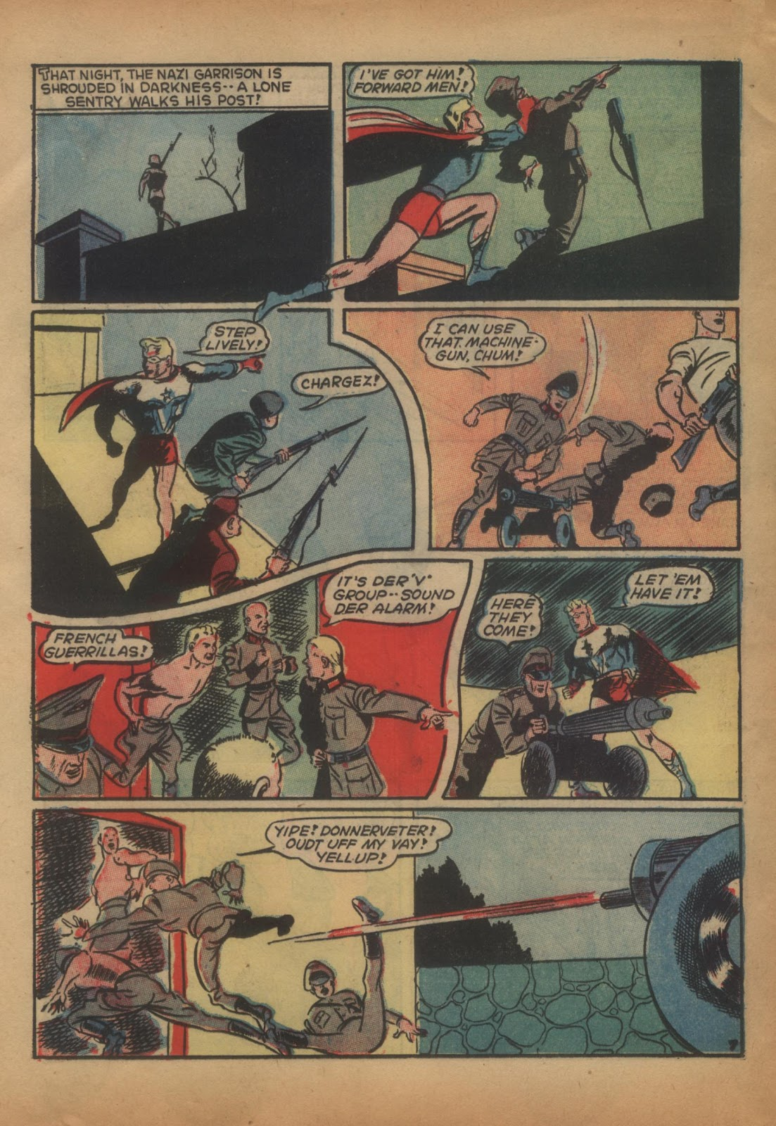 The Blue Beetle issue 15 - Page 44