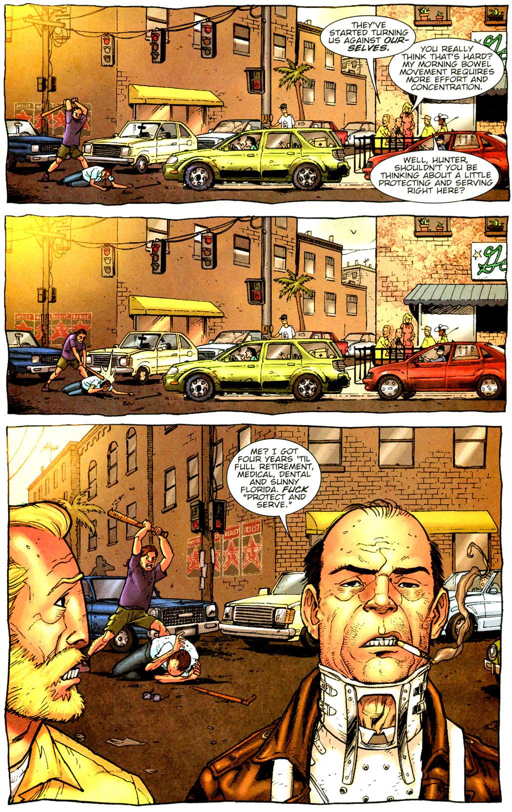 Read online The Exterminators comic -  Issue #9 - 10