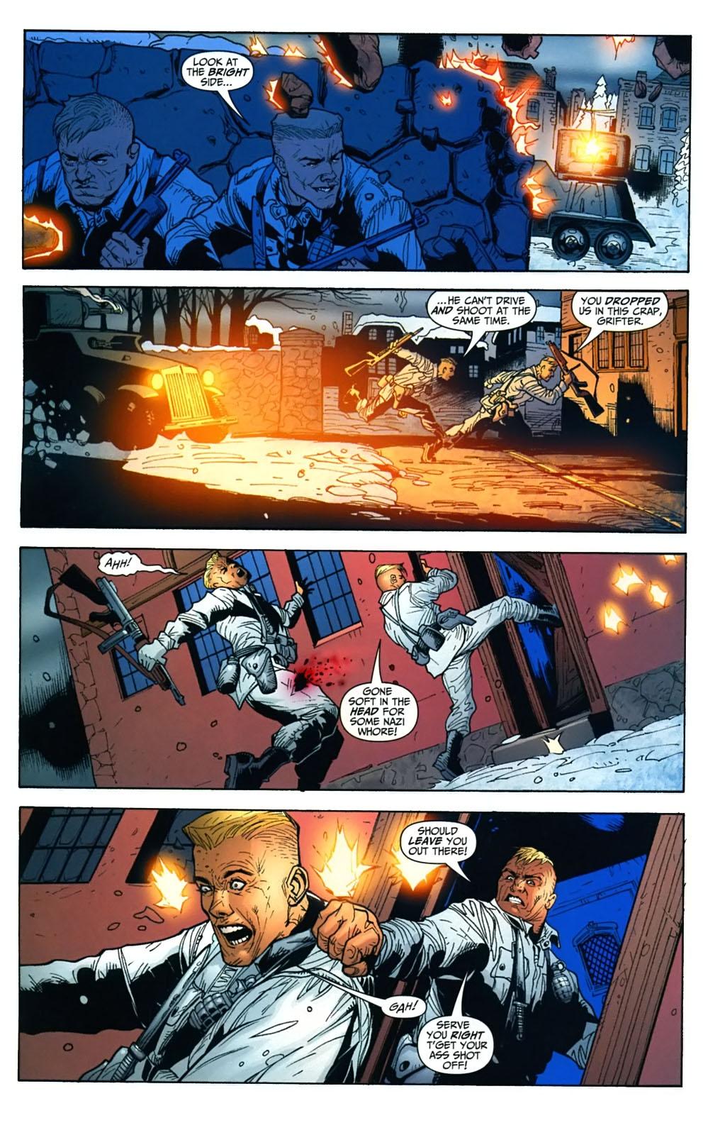 Read online Team Zero comic -  Issue #4 - 17