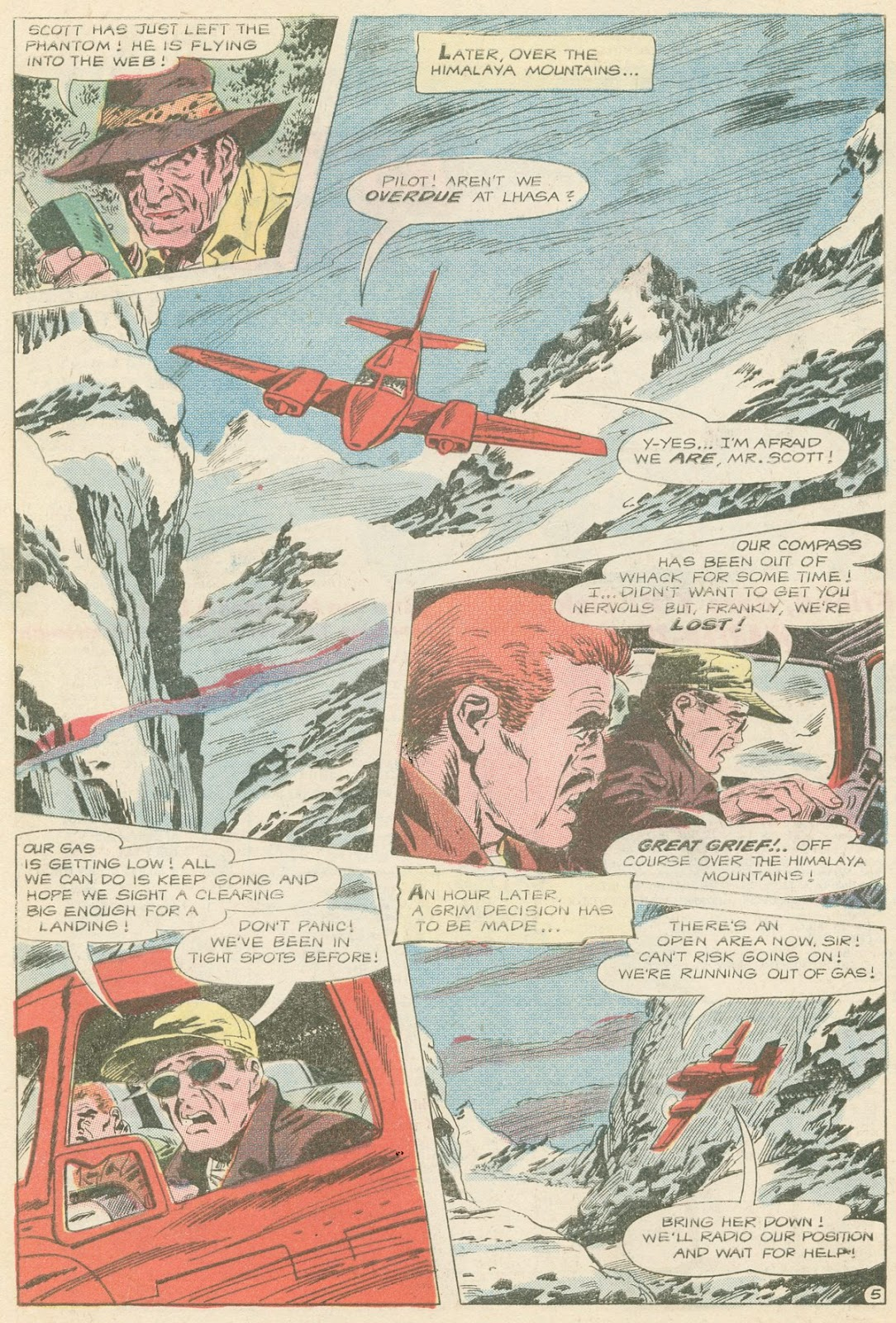 The Phantom (1969) issue 31 - Page 6