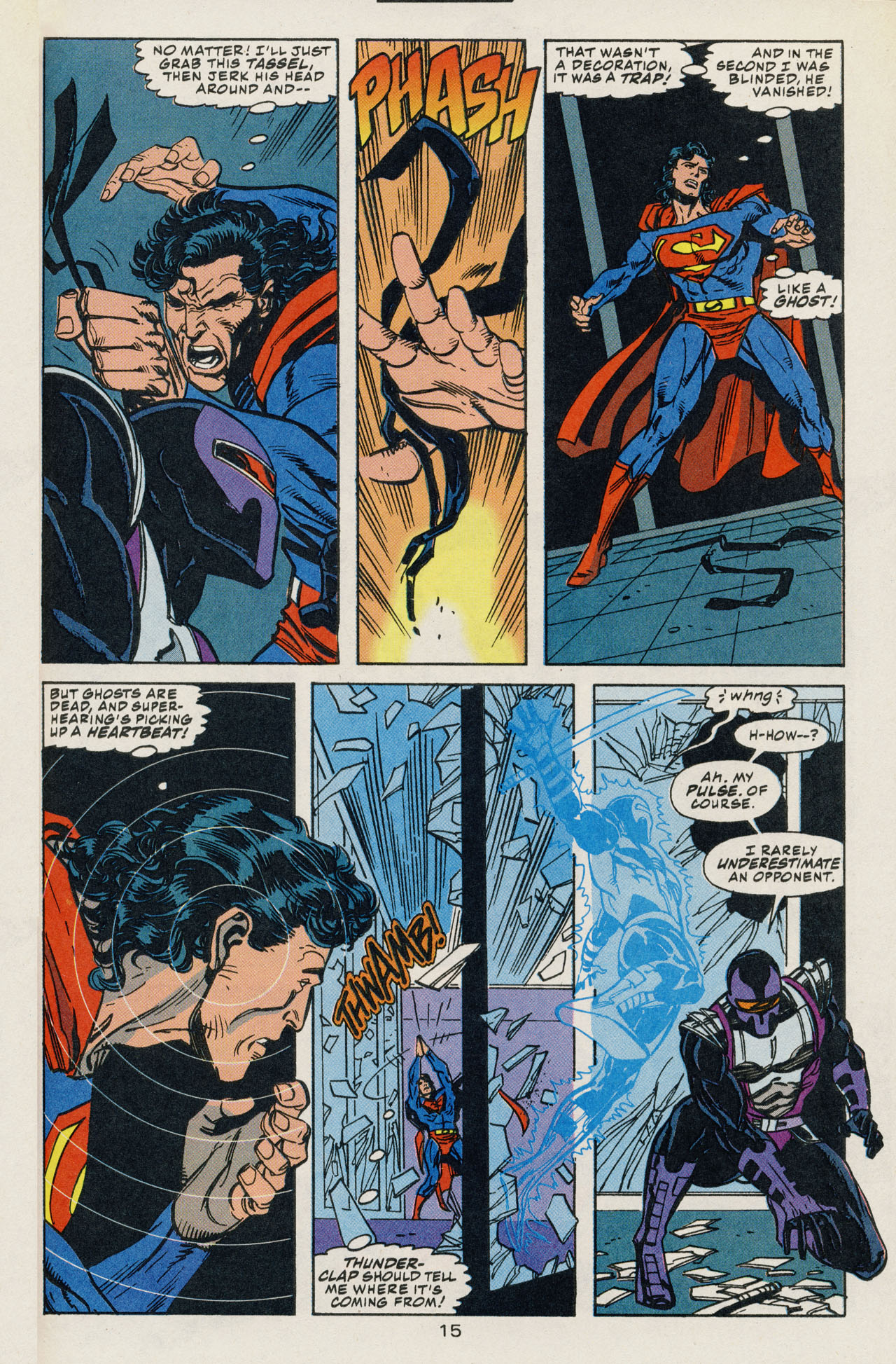 Action Comics (1938) 707 Page 19