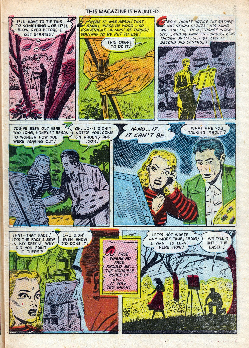 Read online This Magazine Is Haunted comic -  Issue #9 - 7