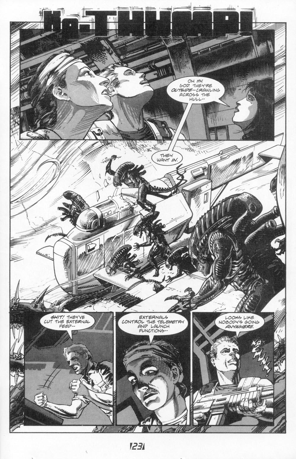 Read online Aliens (1988) comic -  Issue #5 - 25