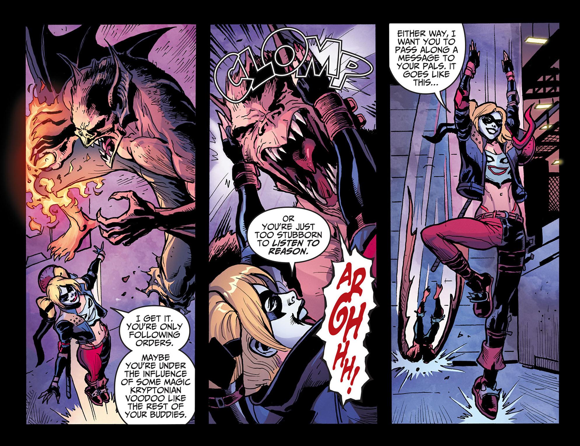 Read online Injustice: Ground Zero comic -  Issue #2 - 16