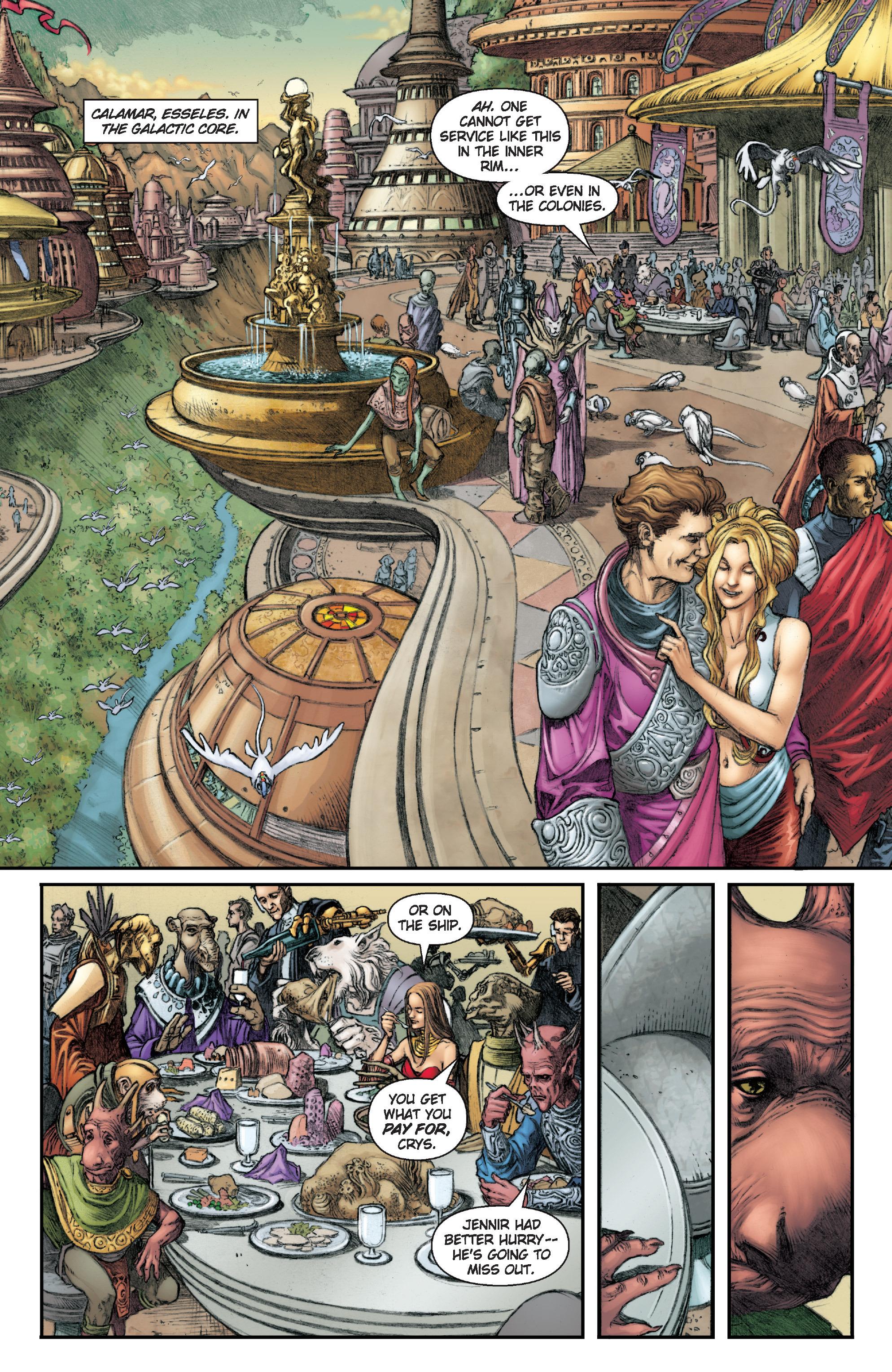 Read online Star Wars Omnibus comic -  Issue # Vol. 31 - 148