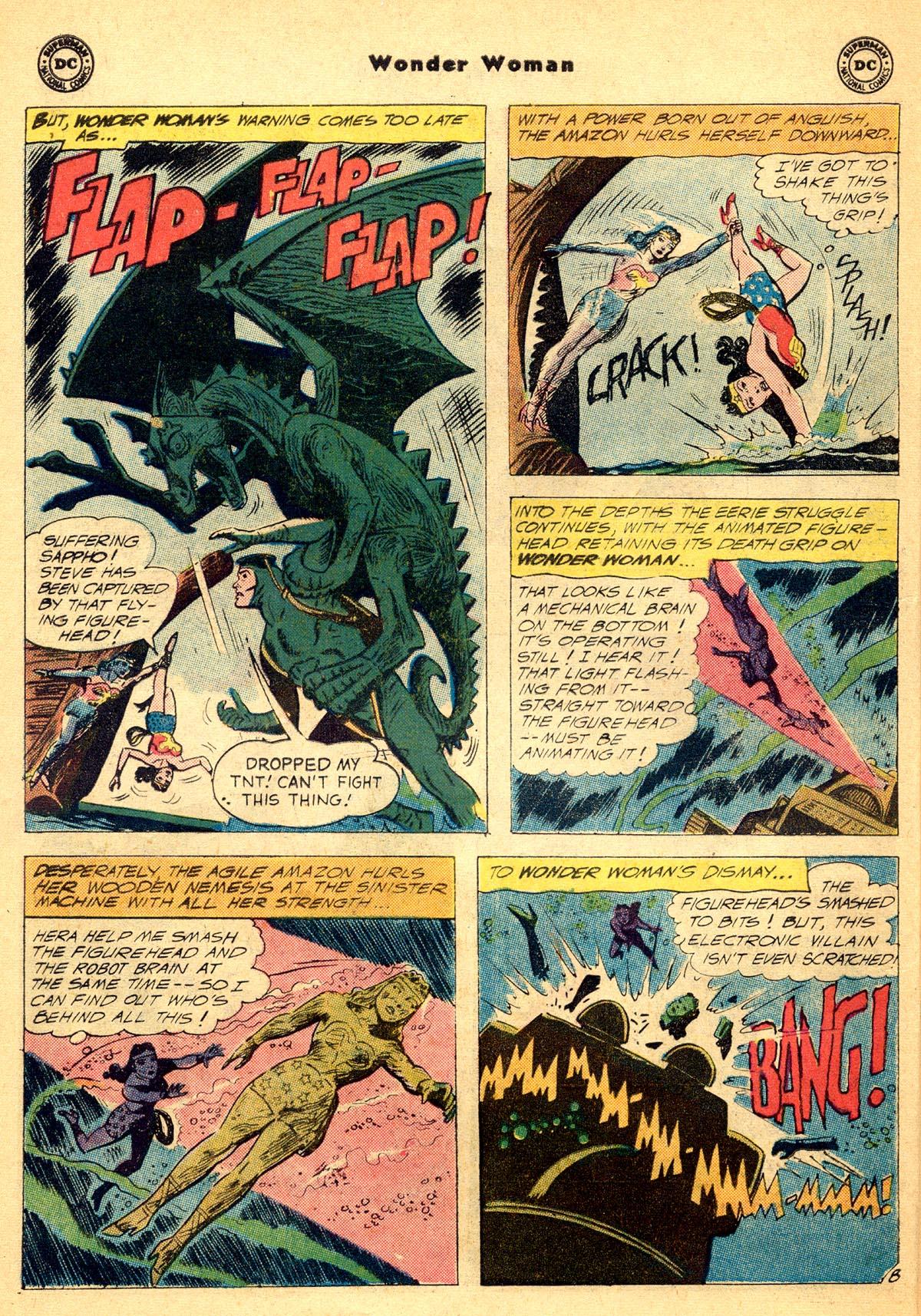 Read online Wonder Woman (1942) comic -  Issue #115 - 10