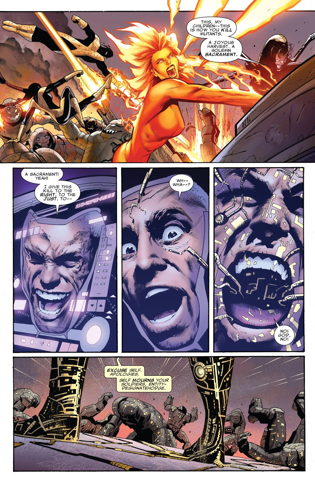 Read online X-Men: Second Coming comic -  Issue # _TPB (Part 1) - 100