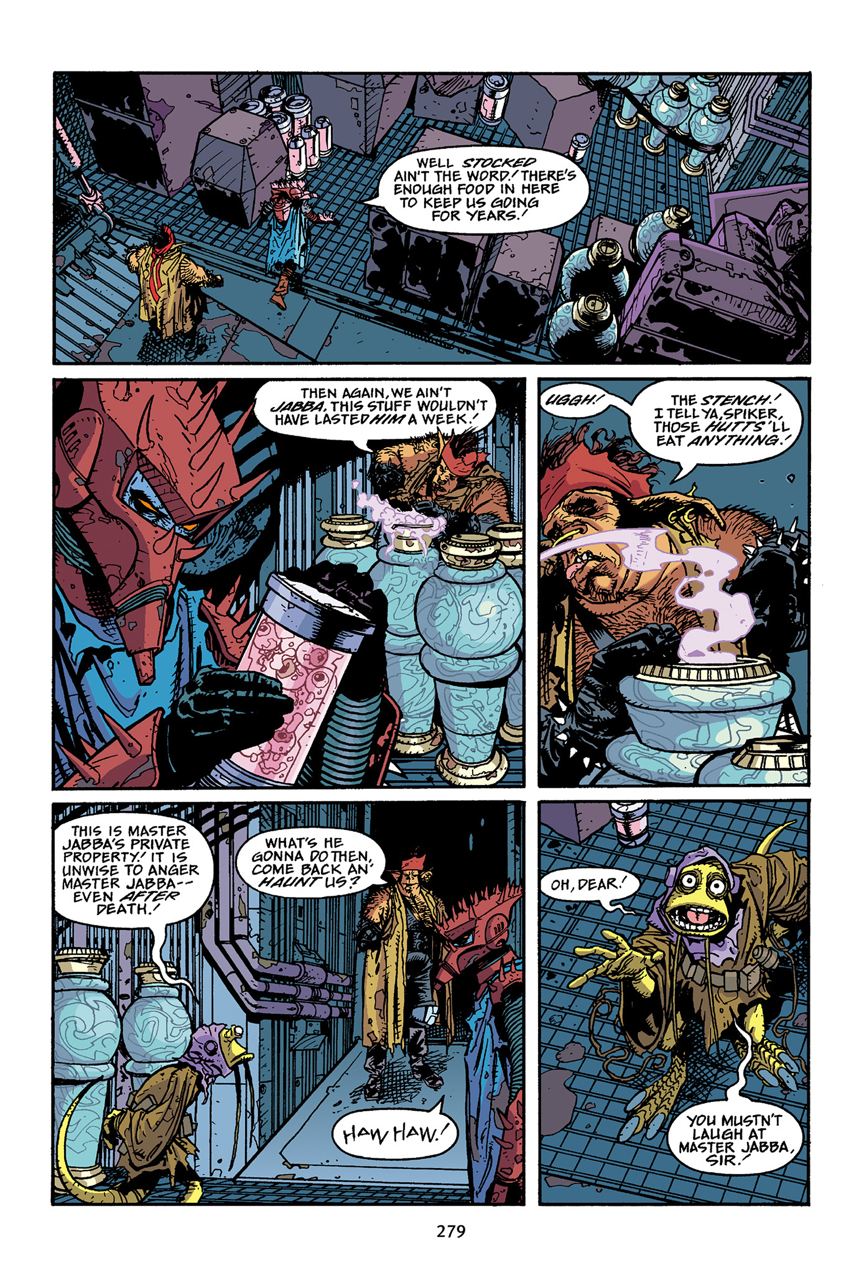 Read online Star Wars Omnibus comic -  Issue # Vol. 30 - 276