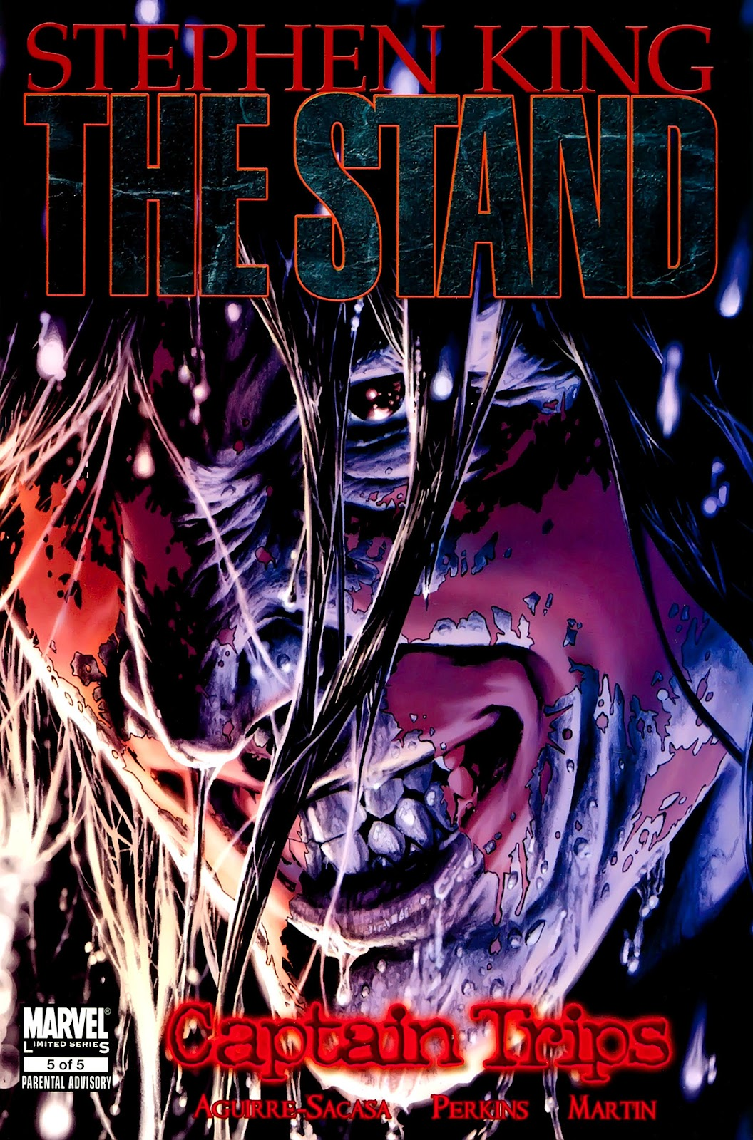 The Stand: Captain Trips issue 5 - Page 1